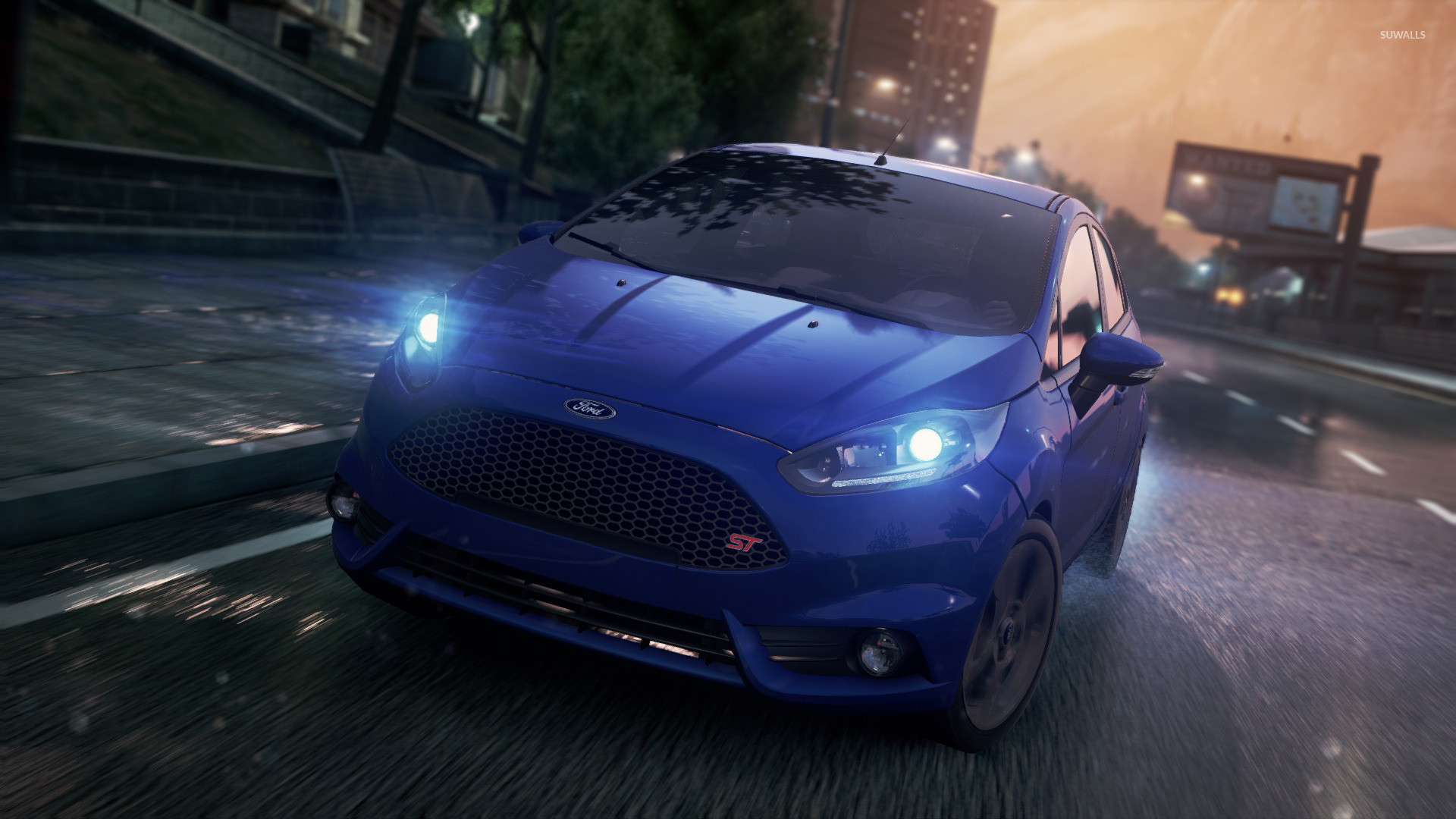 Res: 1920x1080, Ford Fiesta ST - Need for Speed: Most Wanted wallpaper