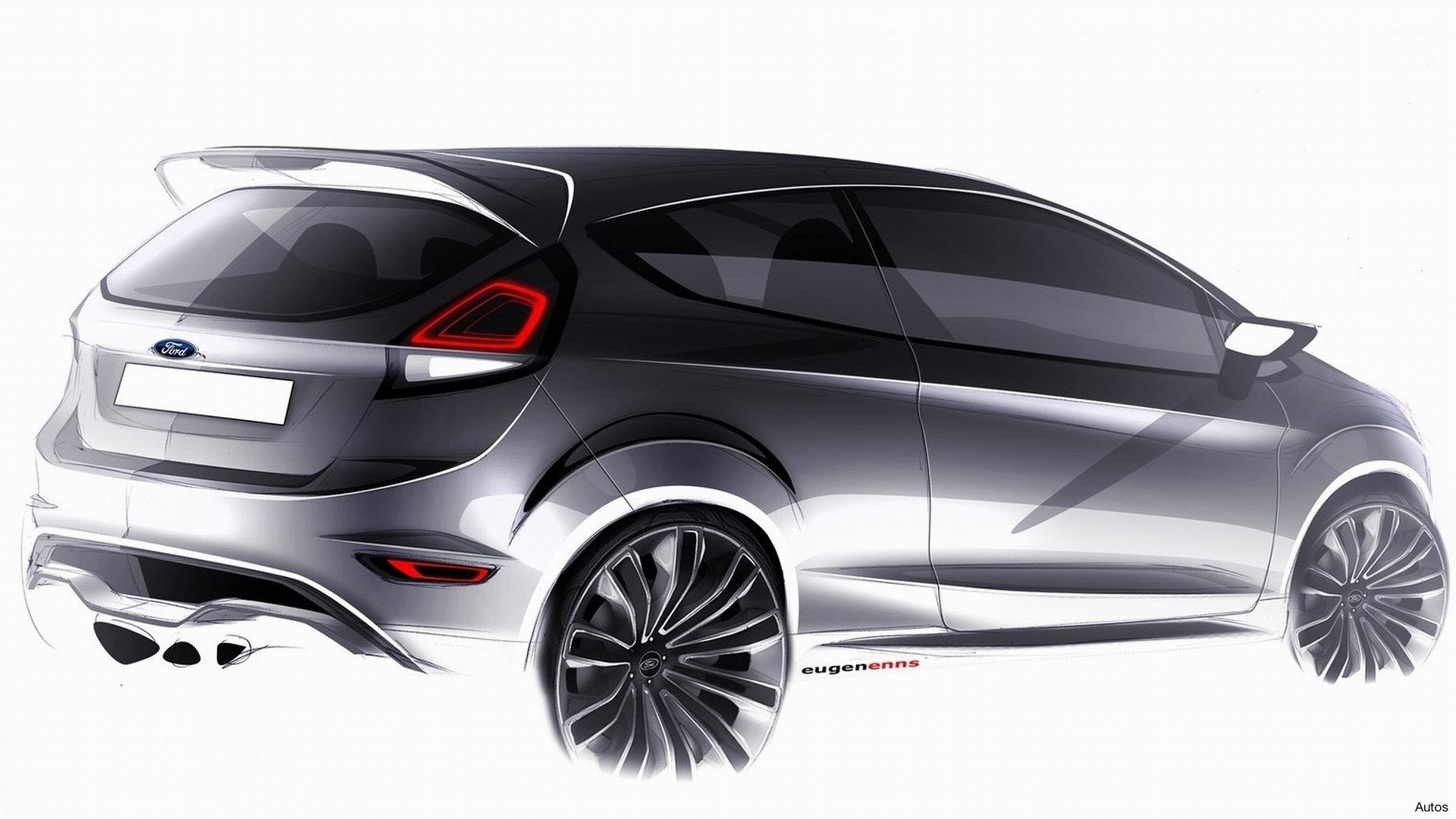 Res: 1920x1080, ... 164299559 Ford Fiesta Wallpapers Auto St Weiß Group 85 21 X ...