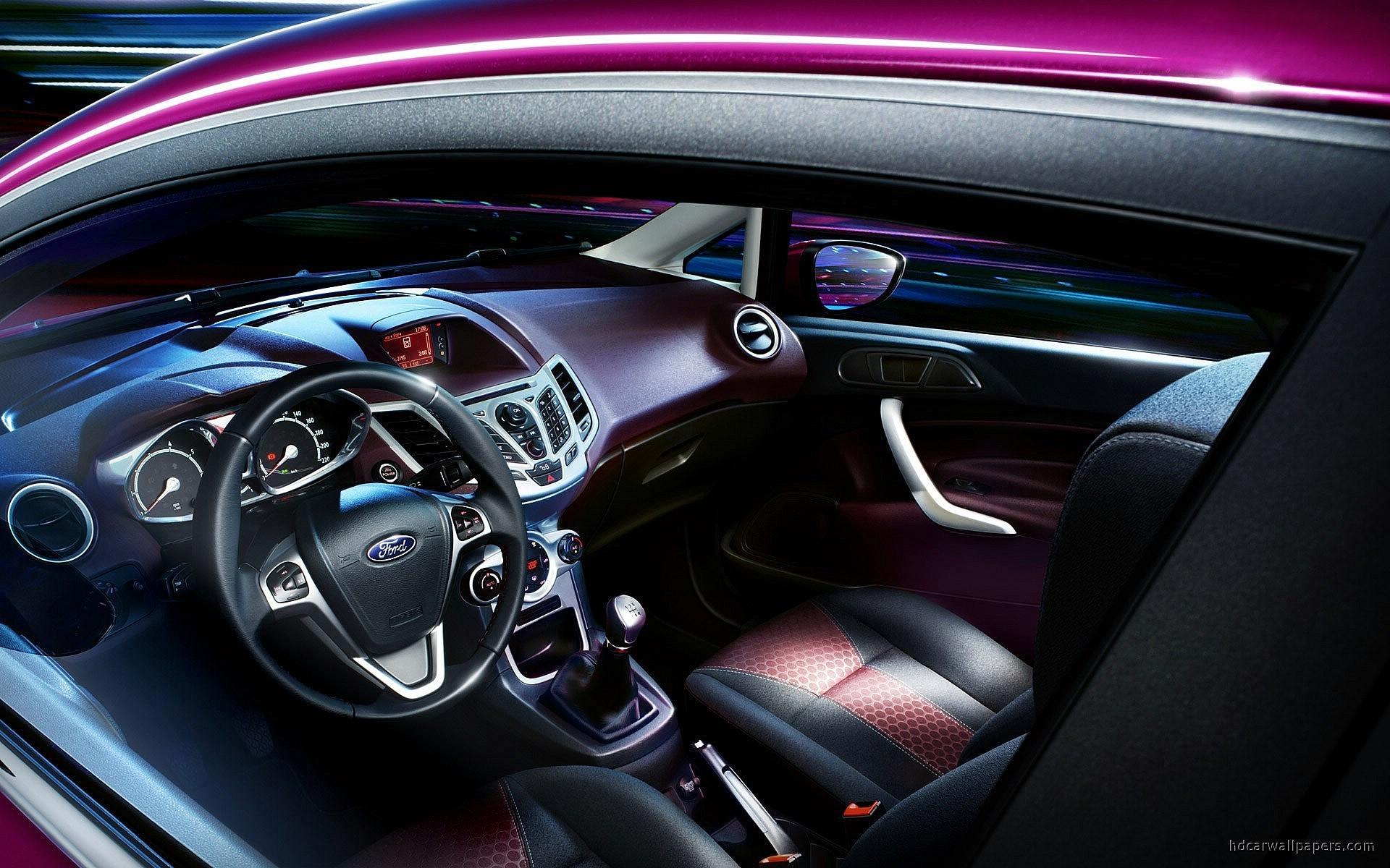 Res: 1920x1200, Ford Fiesta Interieur Tapete In  Auflösung Iphone