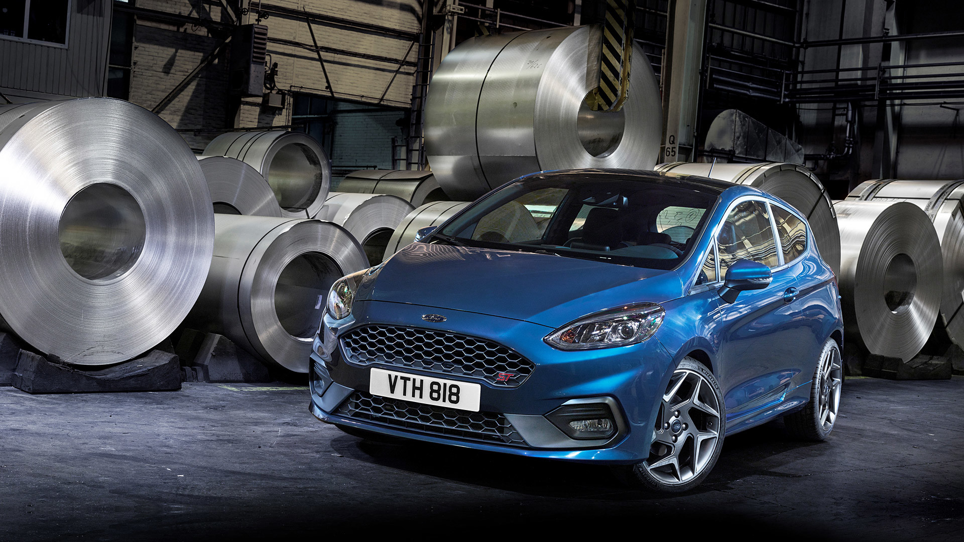 Res: 1920x1080, Ford Fiesta Wallpapers 15 - 1920 X 1080