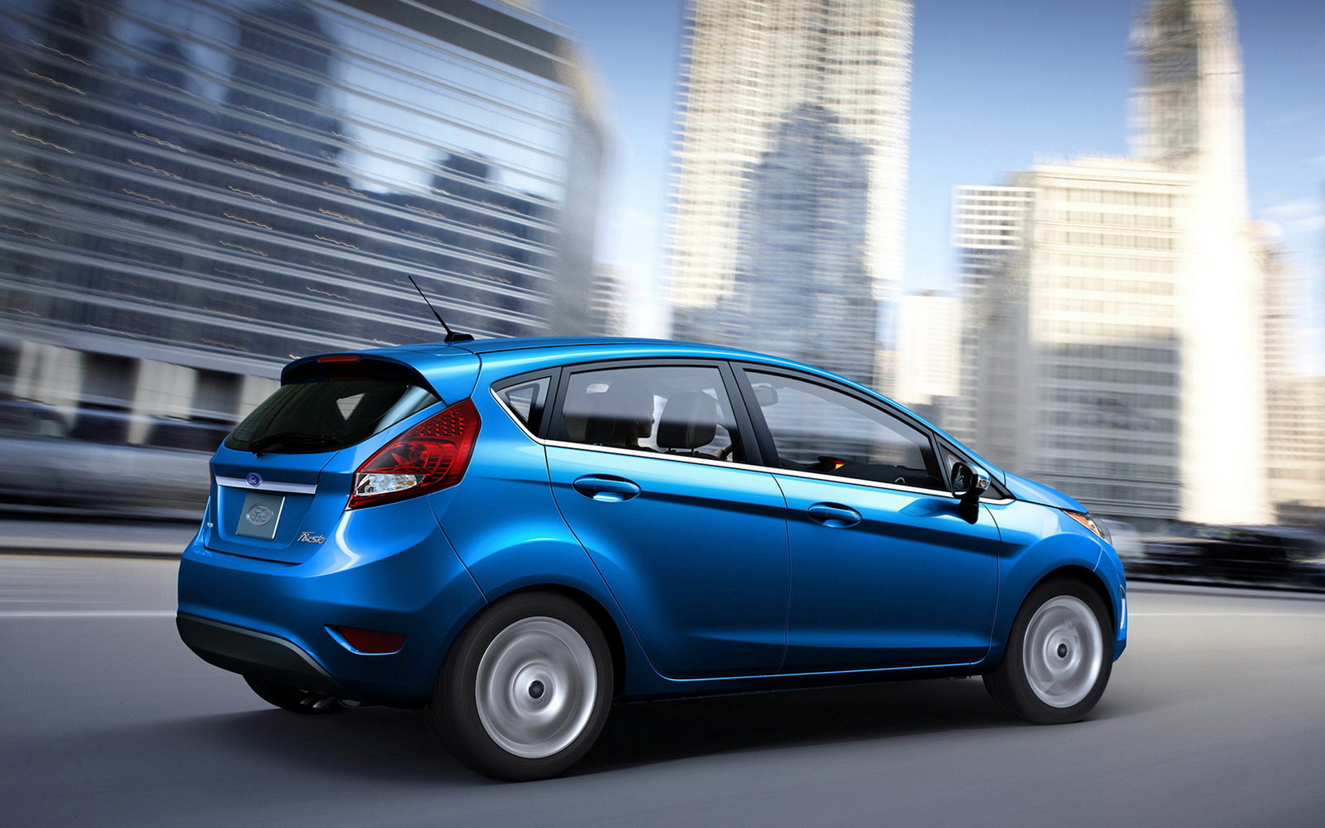 Res: 1920x1200, New Ford Fiesta