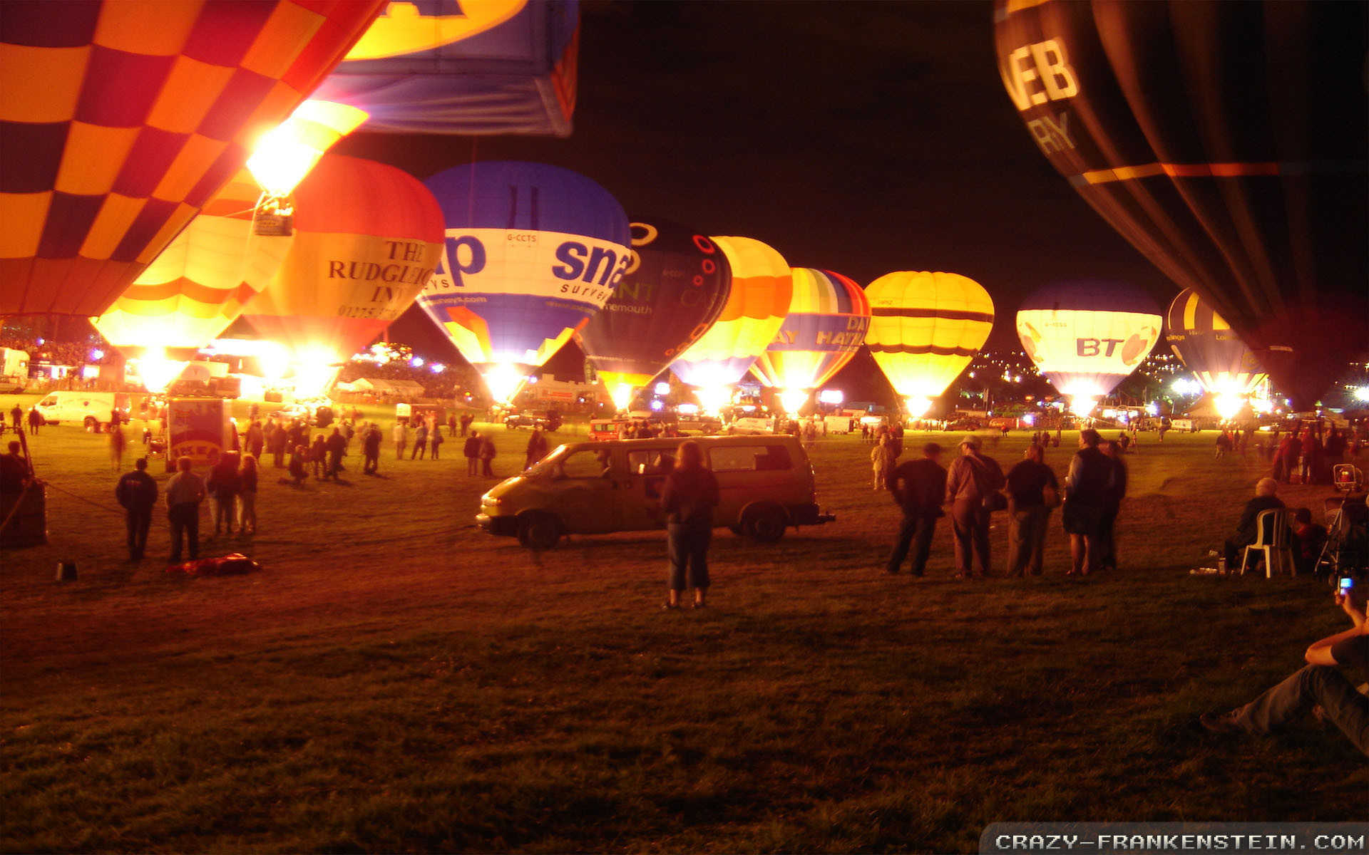 Res: 1920x1200, Wallpaper: Bristol balloon fiesta. Resolution: 1024x768 | 1280x1024 |  1600x1200. Widescreen Res: 1440x900 | 1680x1050 |