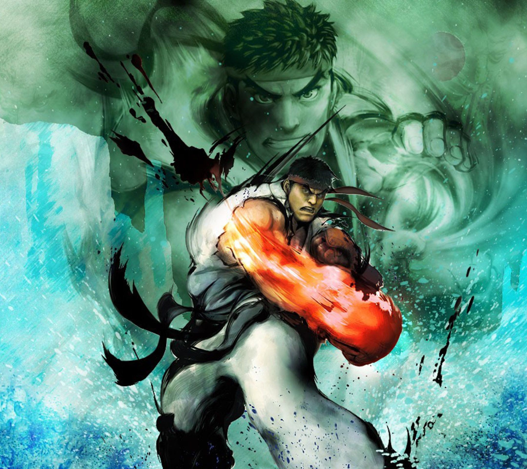 Res: 2160x1920, Akuma Street Fighter- Tap to see more of the top legendary street fighter  wallpapers!
