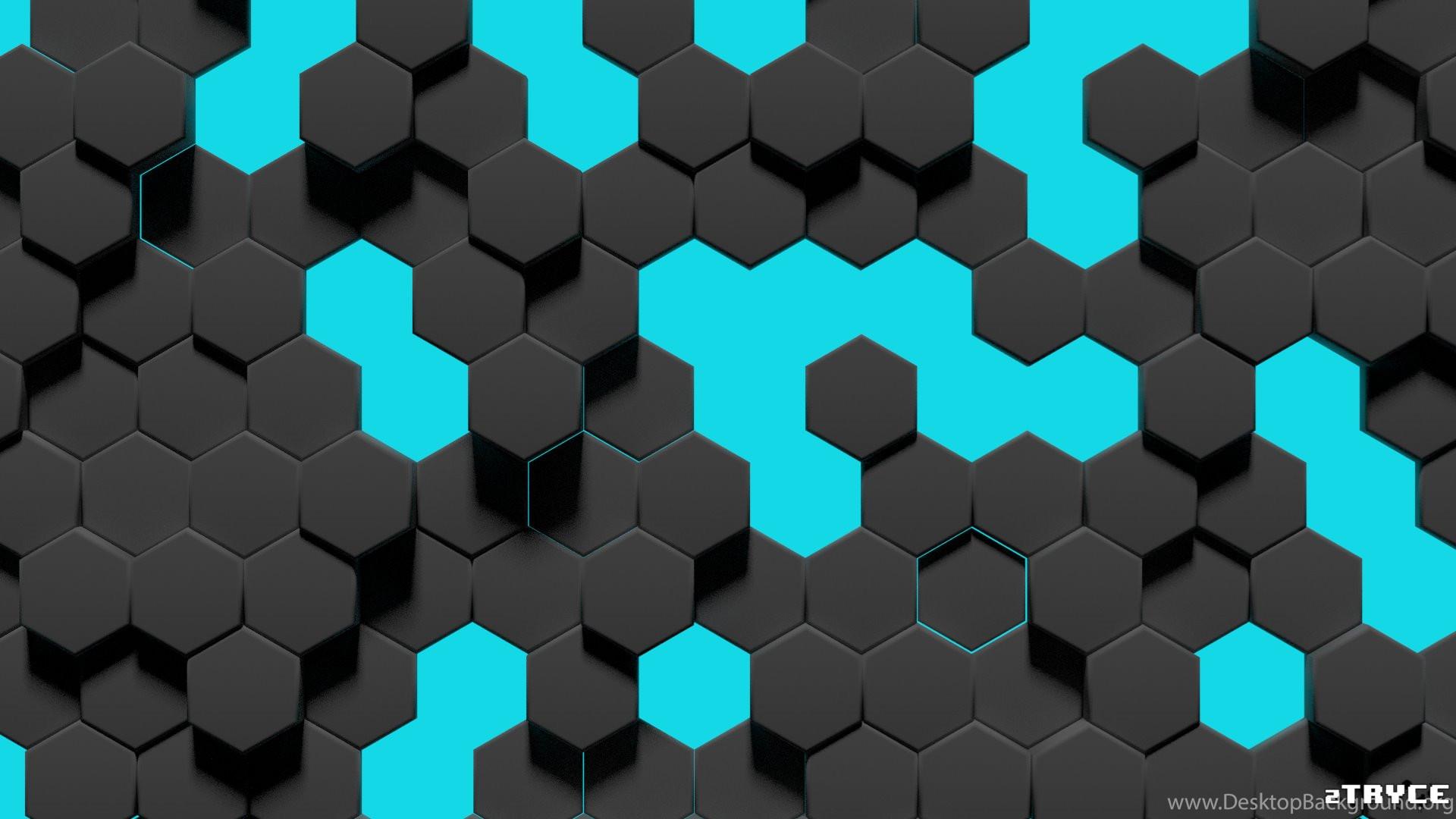 Res: 1920x1080, Hexagon Wallpapers 11 - 1920 X 1080