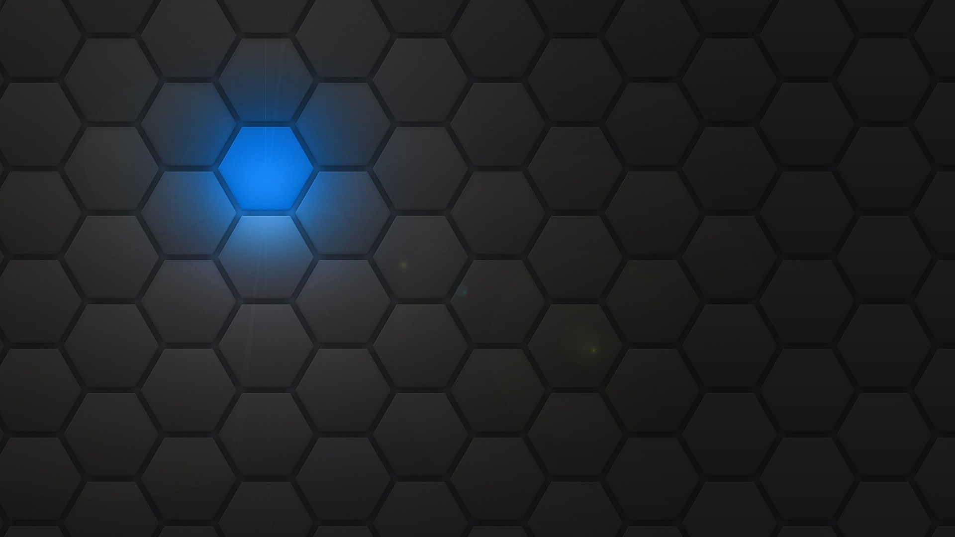 Res: 1920x1080, Hexagon Wallpaper Abstract 3D Wallpapers