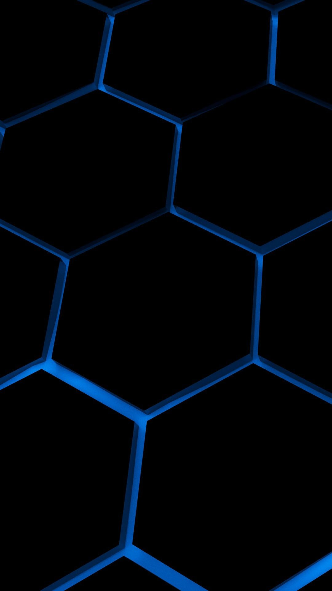 Res: 1080x1920, Hexagone 4K iPhone 6 / 6 Plus and iPhone 5/4 Wallpapers