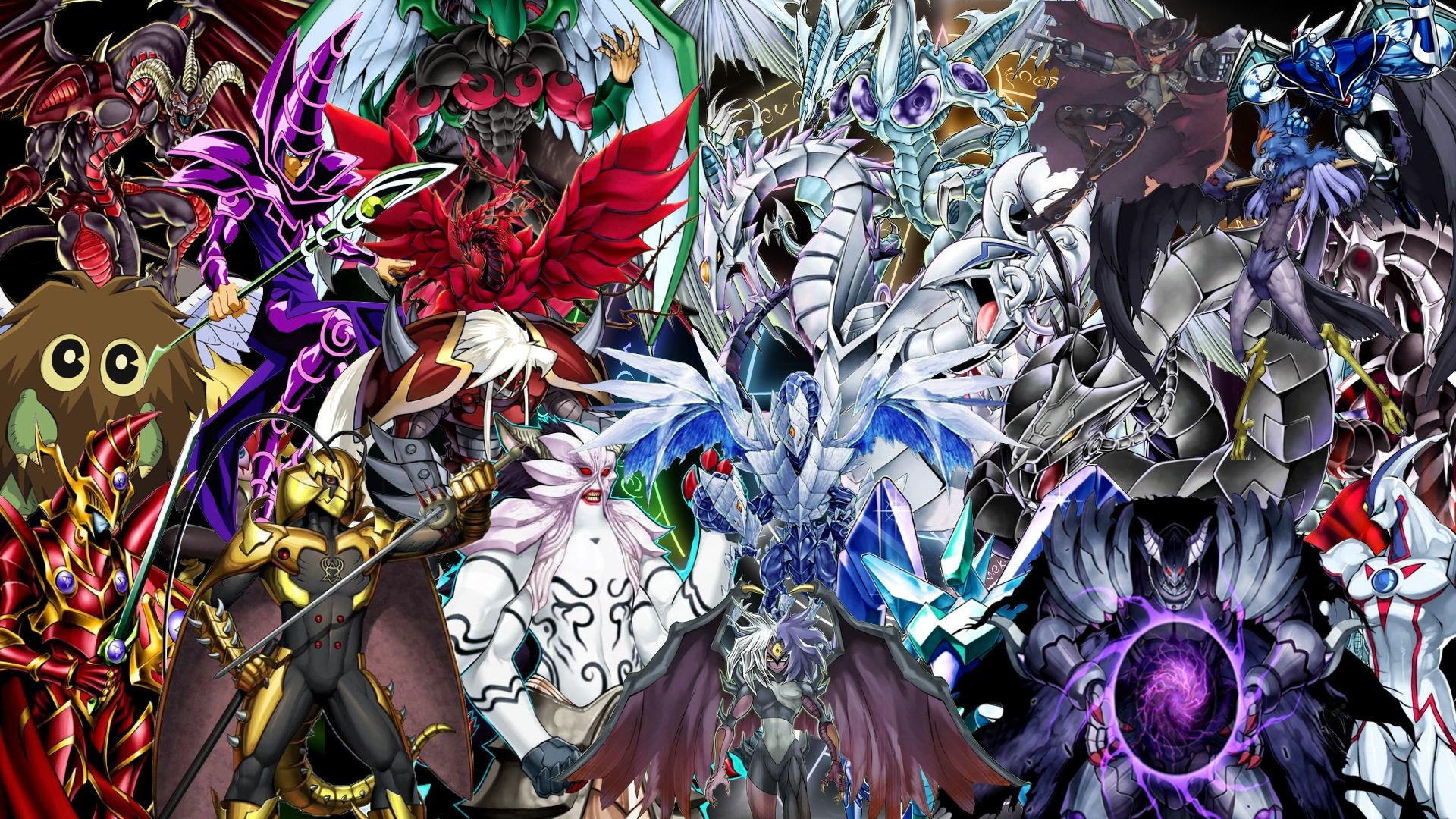 Res: 1920x1080, YuGiOh HD Wallpapers Backgrounds Wallpaper