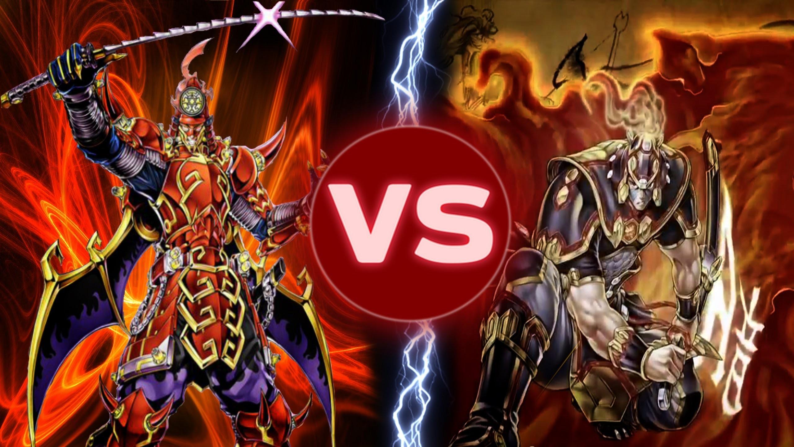 Res: 2560x1440, Yugioh Duel - Six Samurais Vs Fire Fist!! 2013! (Dueling Network) - YouTube