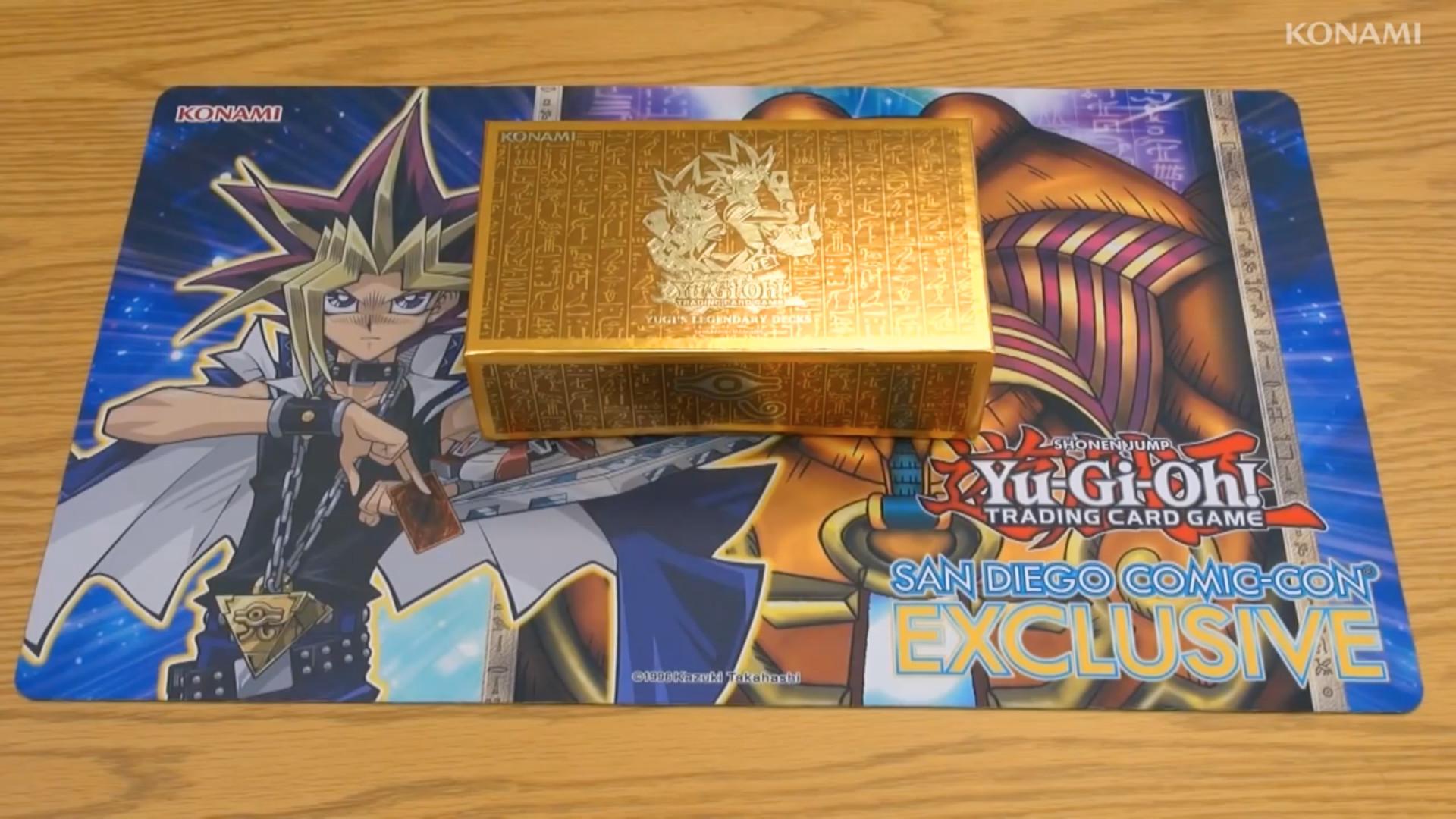 Res: 1920x1080, Yu-Gi-Oh! Yugi's Legendary Decks Exodia/Battle City/