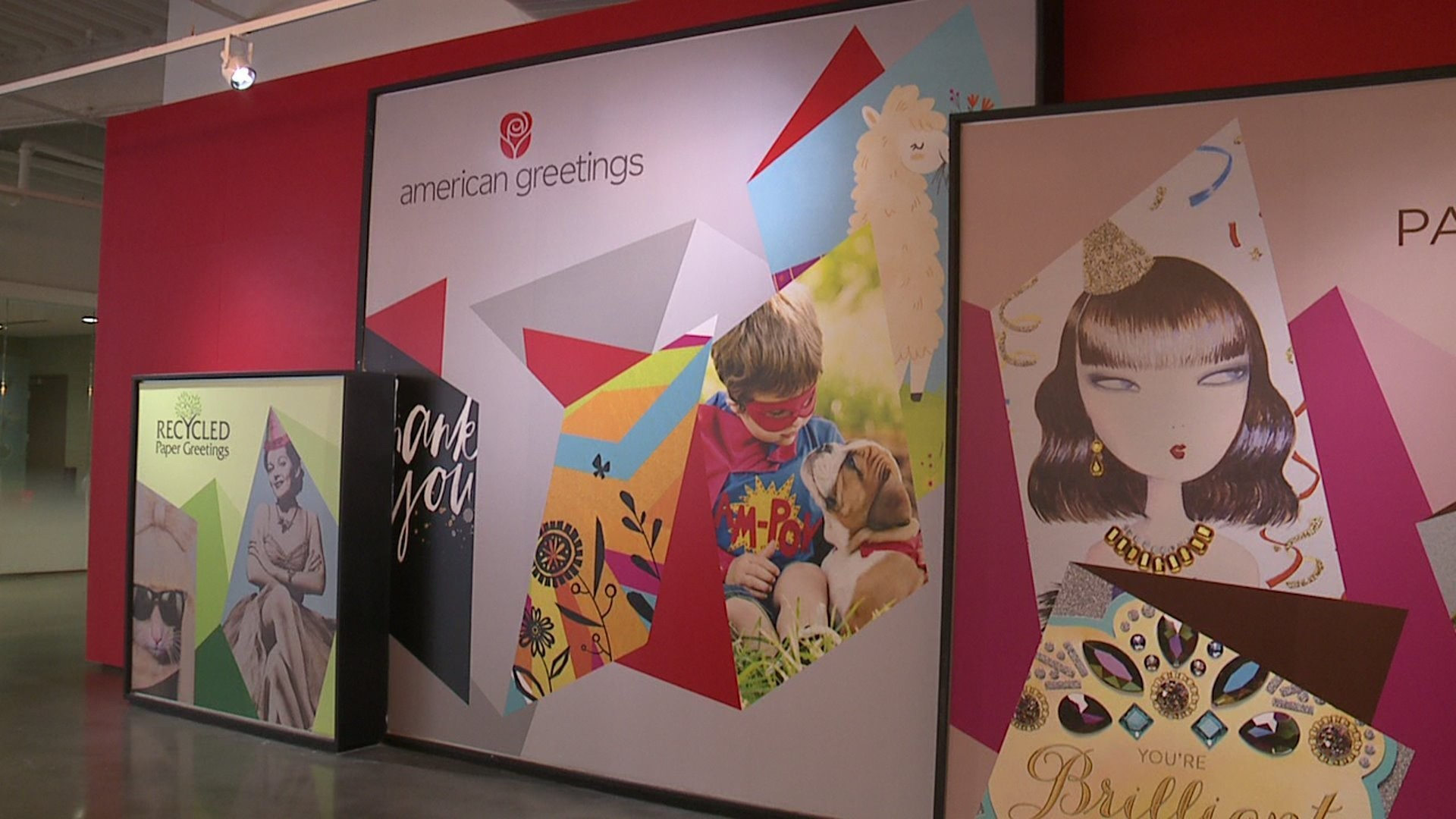 Res: 1920x1080, American Greetings laying off employees at Crocker Park office | fox8.com