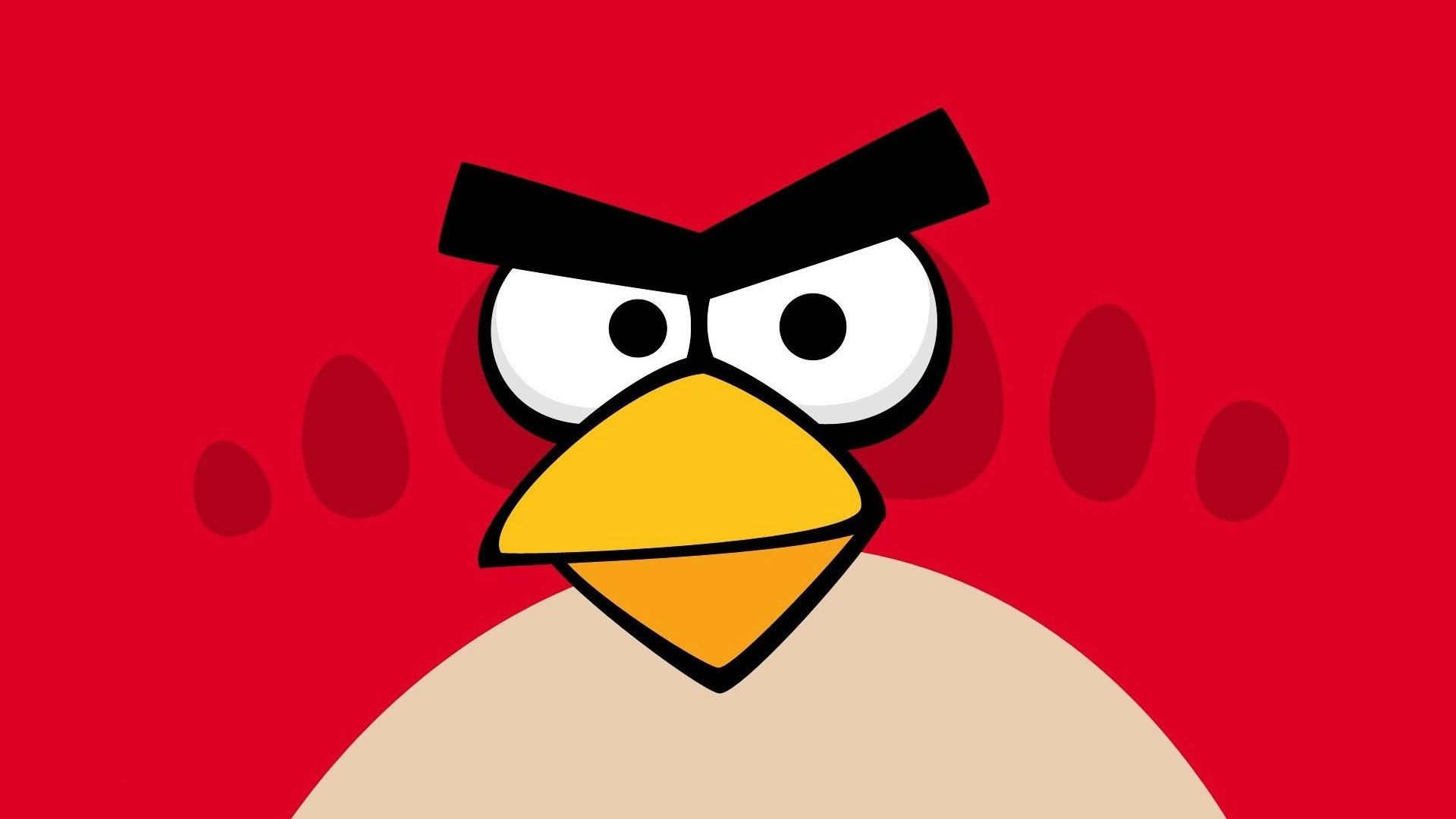 Res: 1920x1080, Angry Birds Desktop Wallpaper.