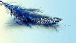 Blue Glitter wallpapers