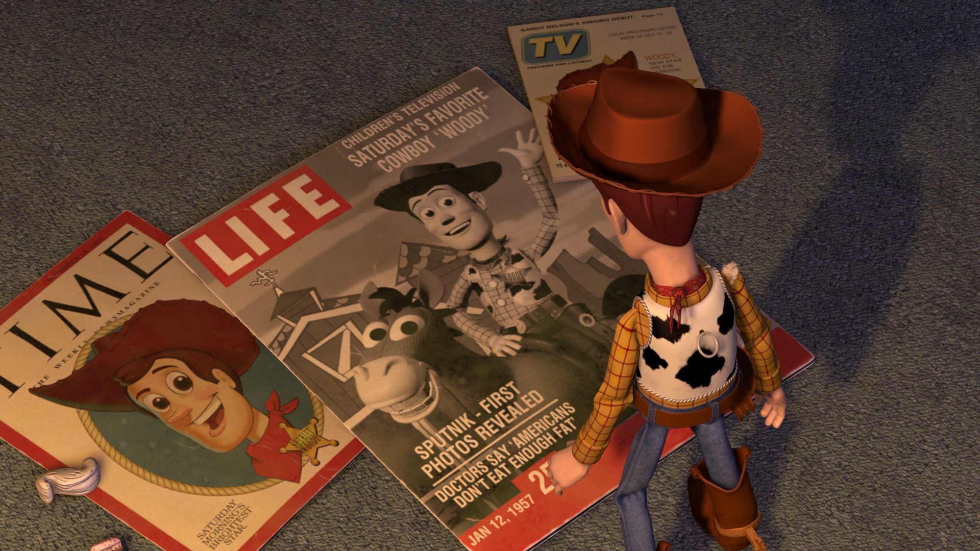 Res: 1920x1080, Toy Story Full HD Wallpaper