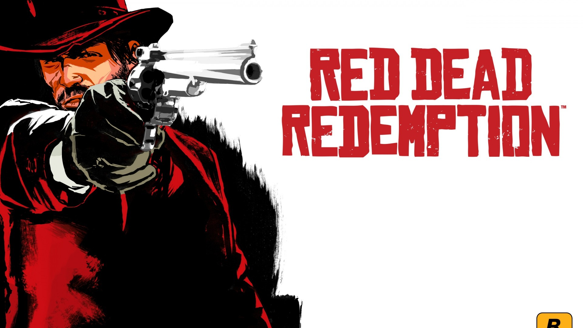 Res: 1920x1080, red dead redemption, cowboy, hat