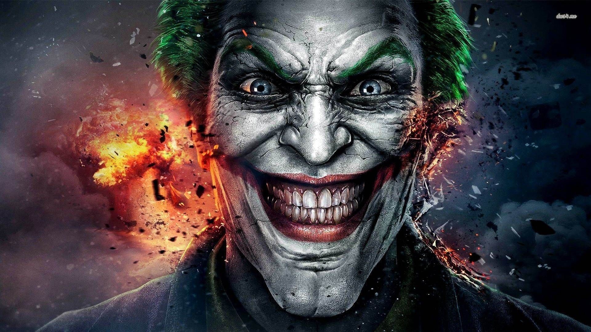 Res: 1920x1080, Dark Knight Joker Wallpaper Hd