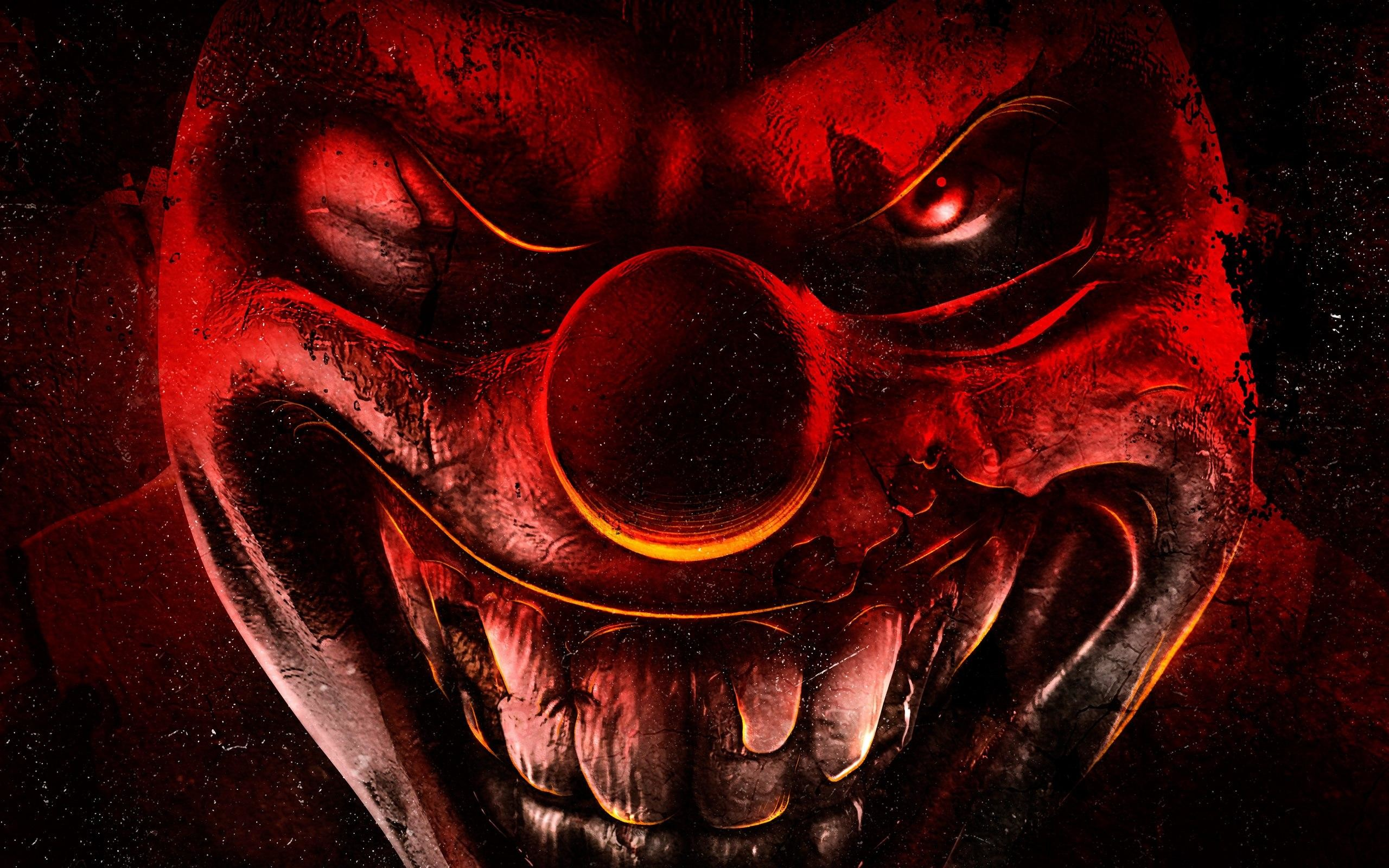 Res: 2560x1600, Image for Clown 4K Wallpapers Walli09