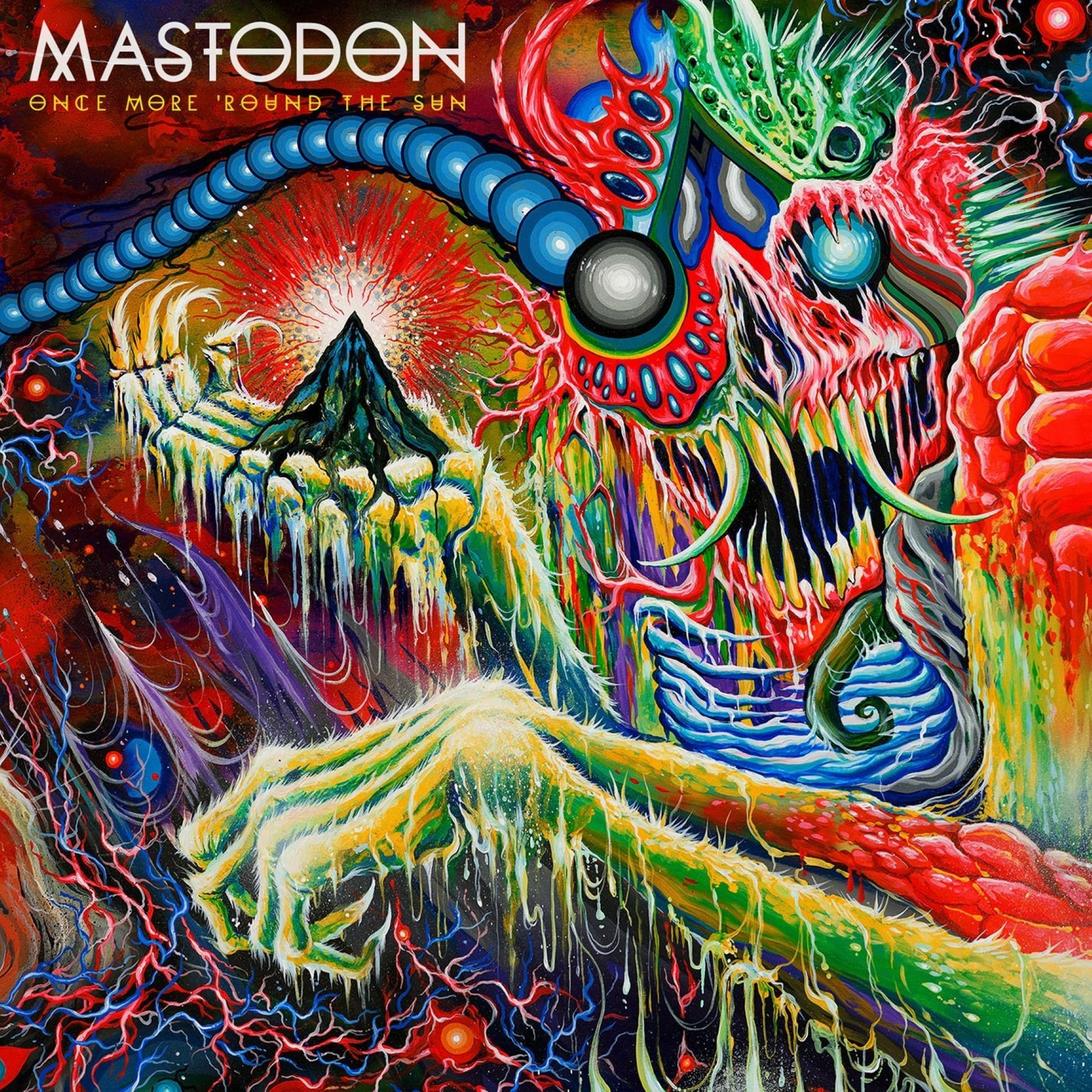 Res: 2000x2000, Mastodon. Once More 'Round The Sun