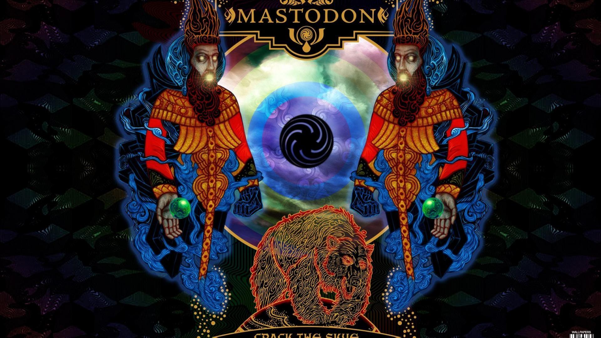 Res: 1920x1080, Mastodon Wallpaper - WallpaperSafari Mastodon Once More Round The Sun  Wallpaper