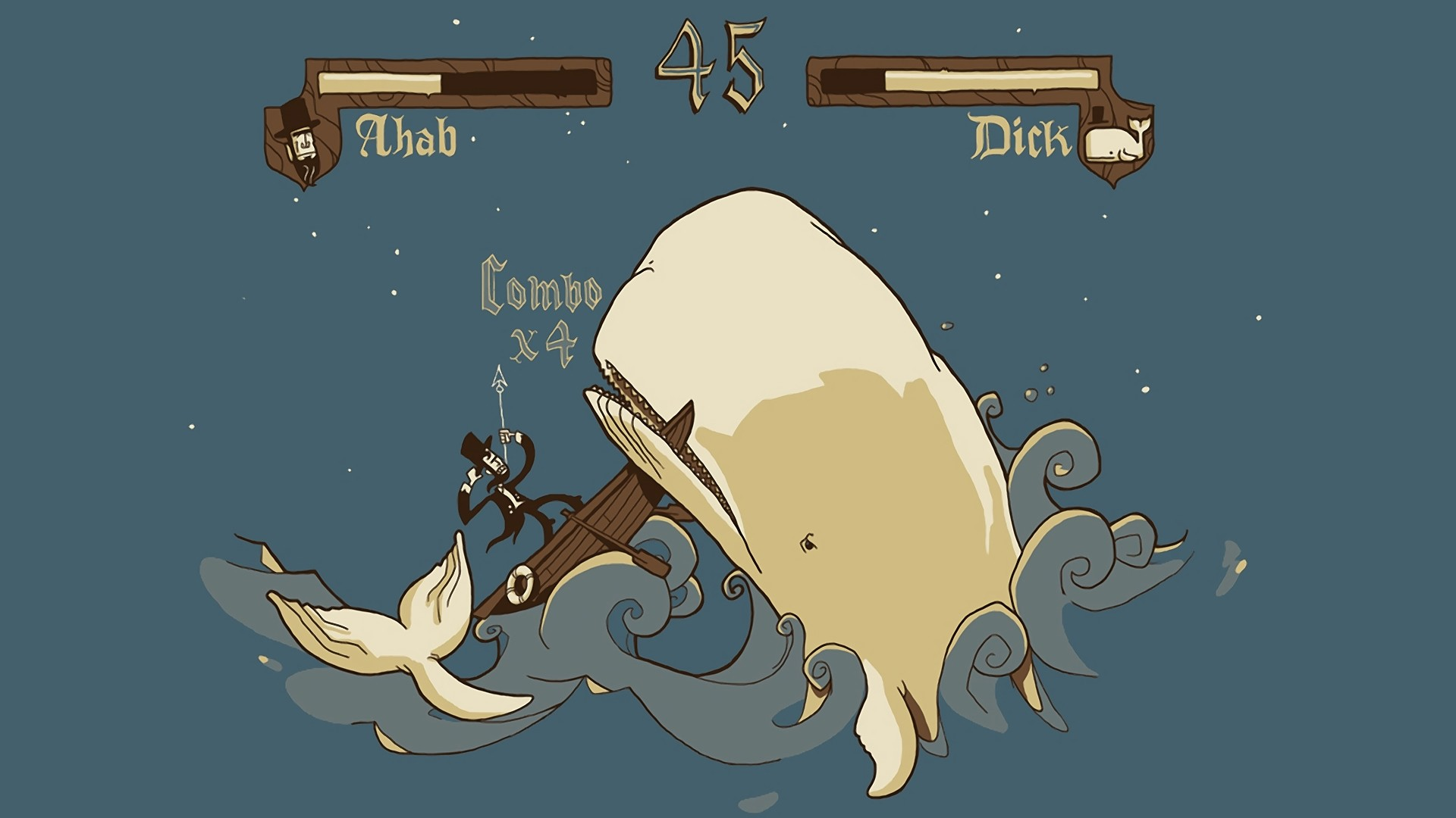 Res: 1920x1080, Video games Moby Dick wallpaper  60939