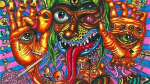 Trippy Acid wallpapers