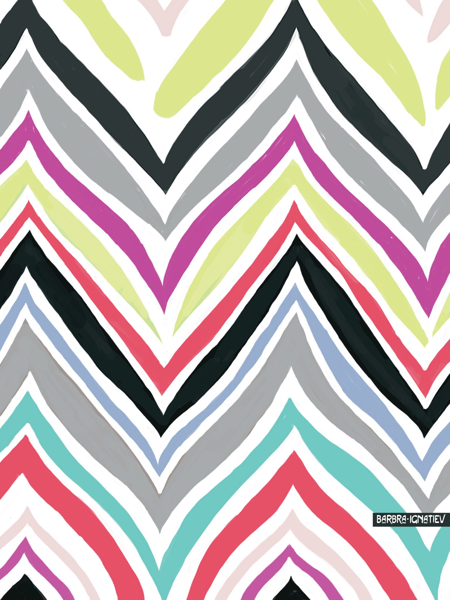 Res: 1536x2048, glitter chevron wallpaper