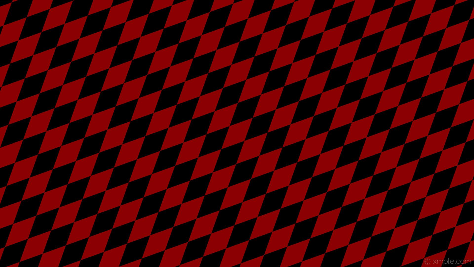 Res: 1920x1080, wallpaper black diamond red lozenge rhombus dark red #8b0000 #000000 45°  180px 85px