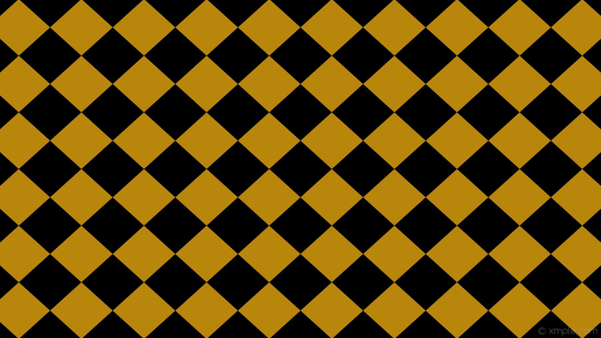 Res: 1920x1080, wallpaper rhombus brown black diamond lozenge dark goldenrod #000000  #b8860b 0° 200px 181px