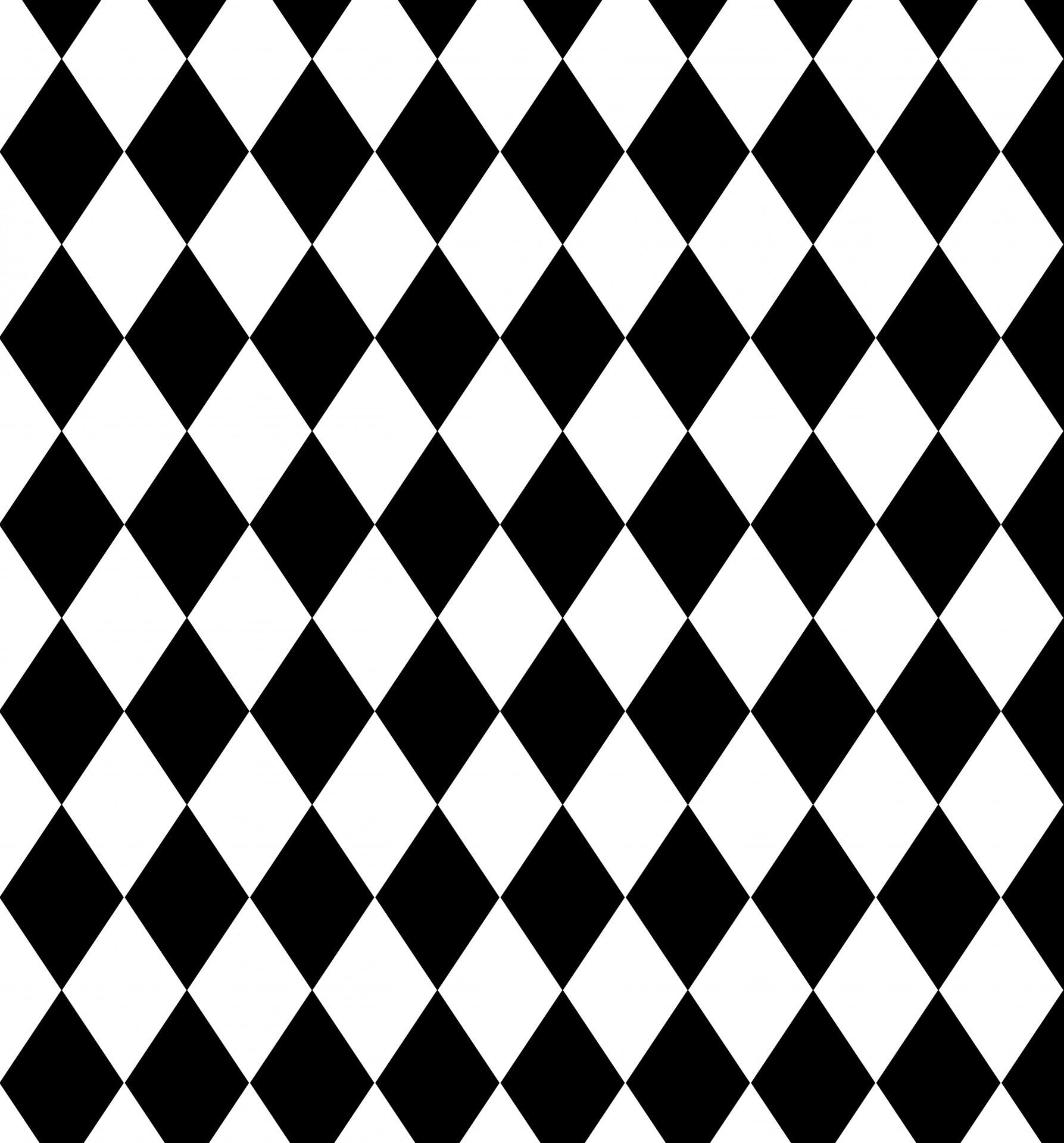 Res: 1787x1920, Diamonds Black And White