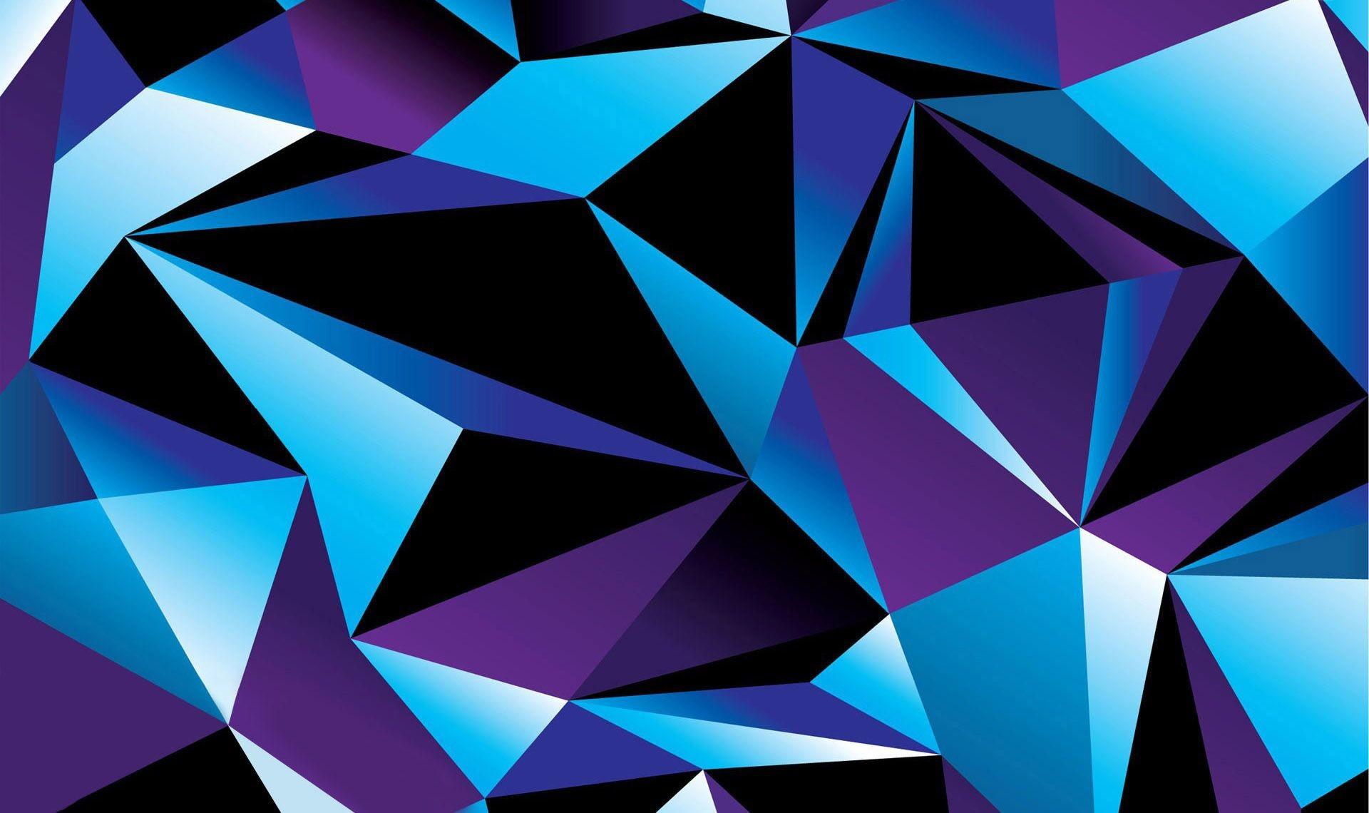 Res: 1920x1140, Blue Diamond Pattern Wallpaper