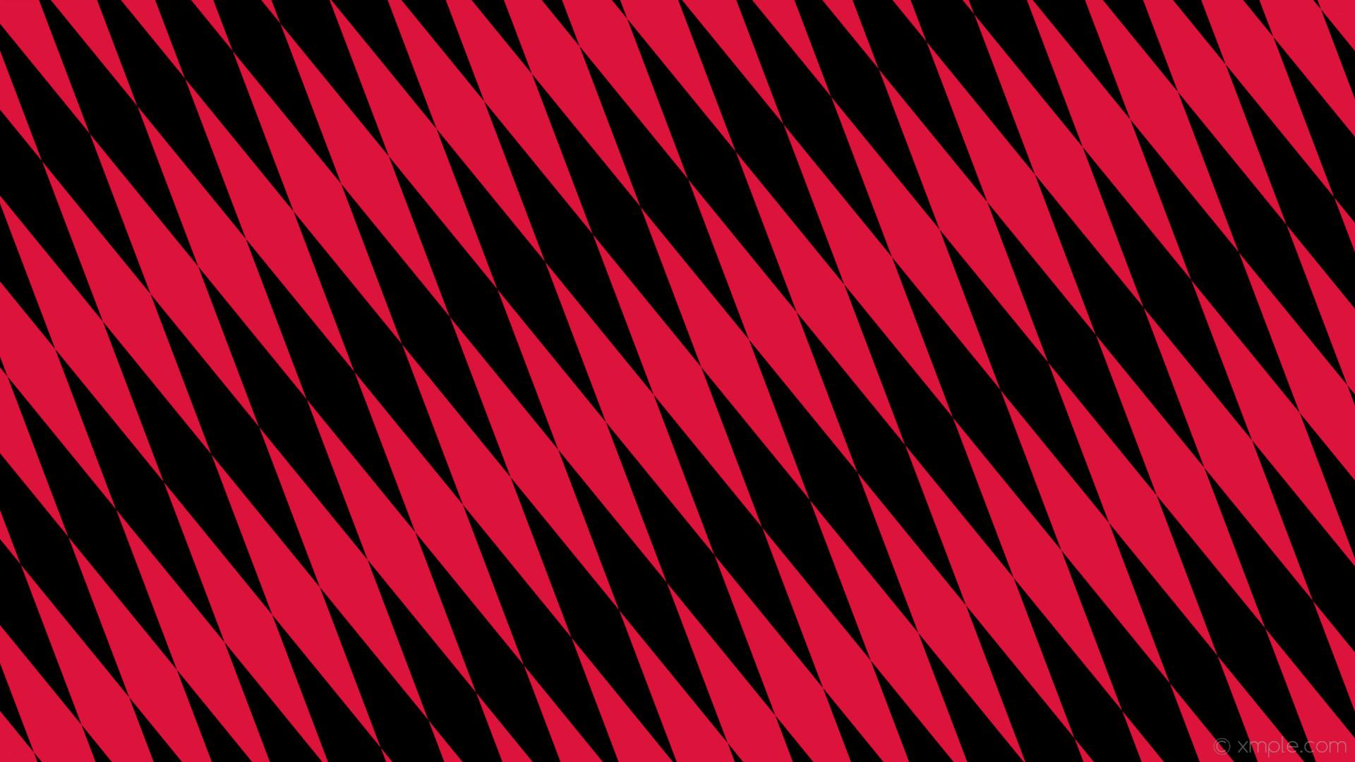 Res: 1920x1080, wallpaper black diamond rhombus lozenge red crimson #dc143c #000000 120°  480px 78px