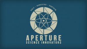 Aperture Science wallpapers