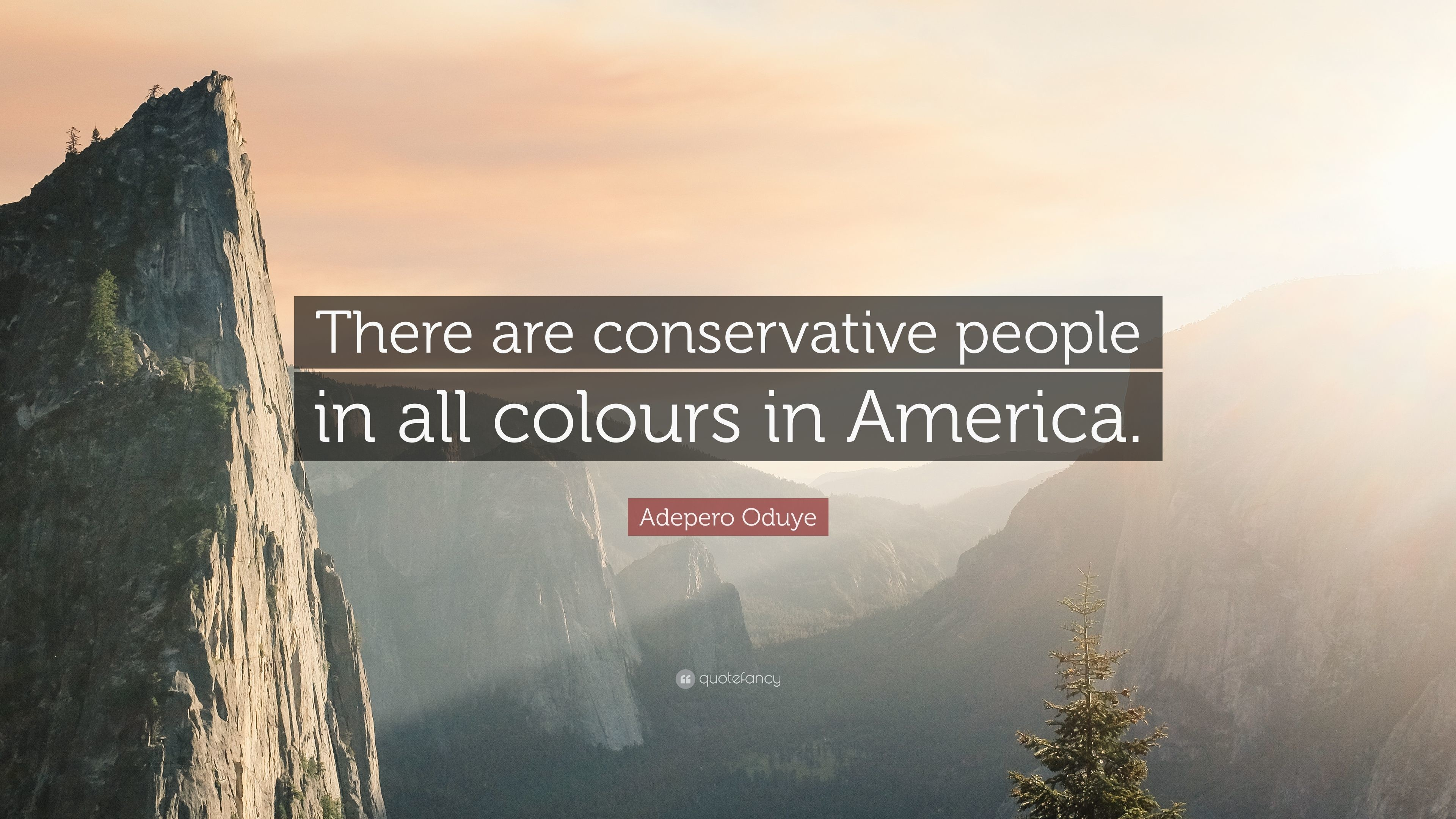 """Res: 3840x2160, Adepero Oduye Quote: """"There are conservative people in all colours in  America."""""""