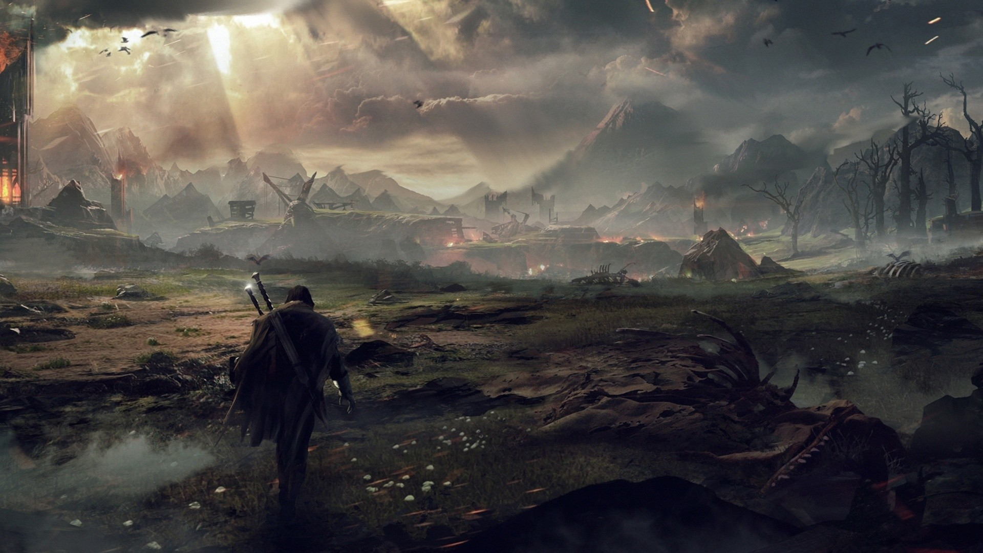 Res: 1920x1080, middle earth and the middle ages