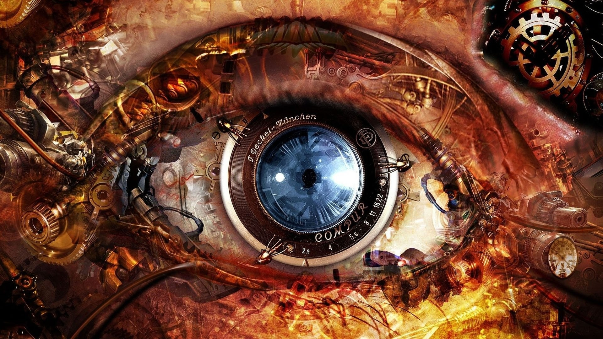 Res: 1920x1080, HD Wallpaper | Background Image ID:149854.  Sci Fi Steampunk