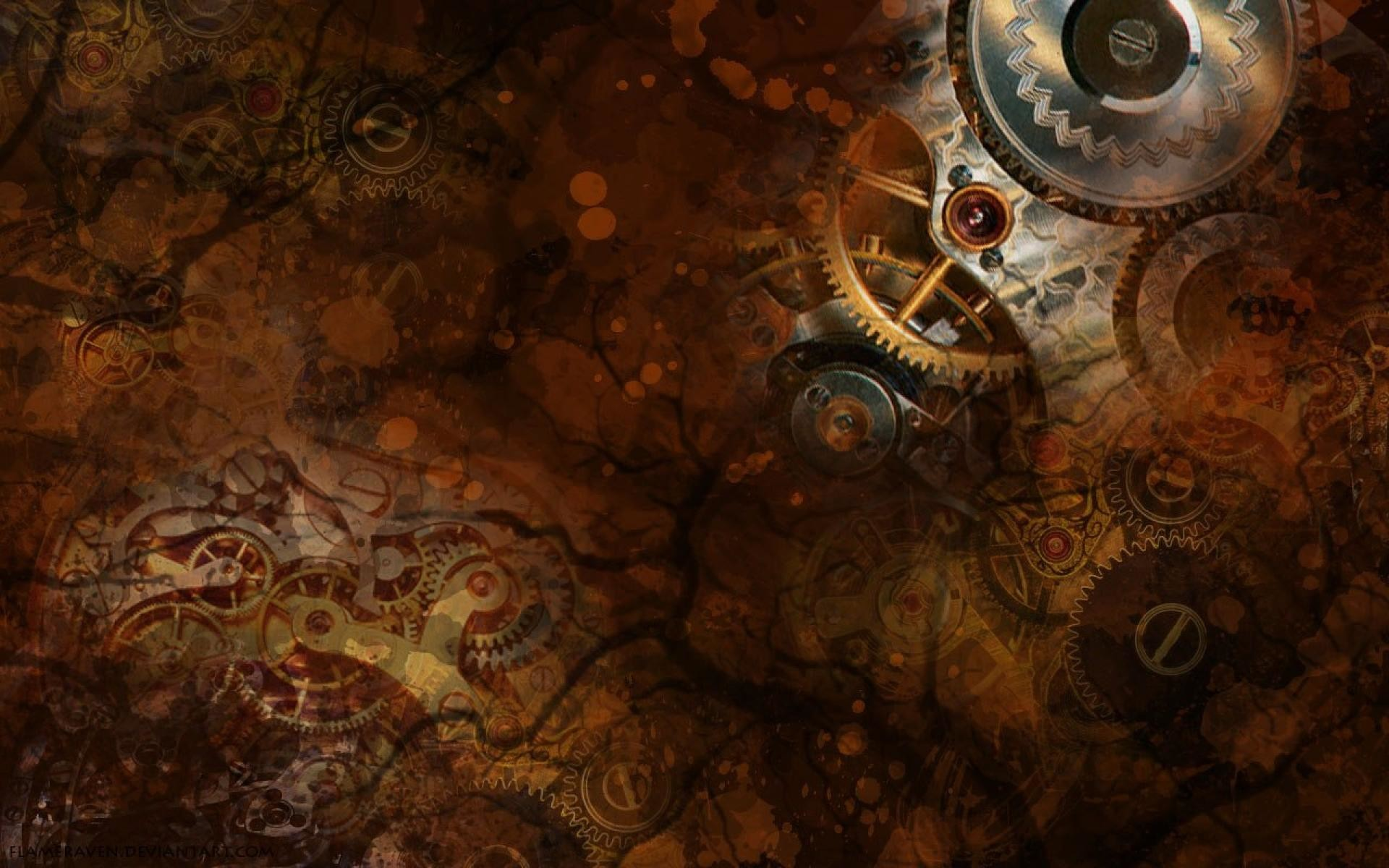 Res: 1920x1200, Pictures steampunk hd wallpaper 1080p.