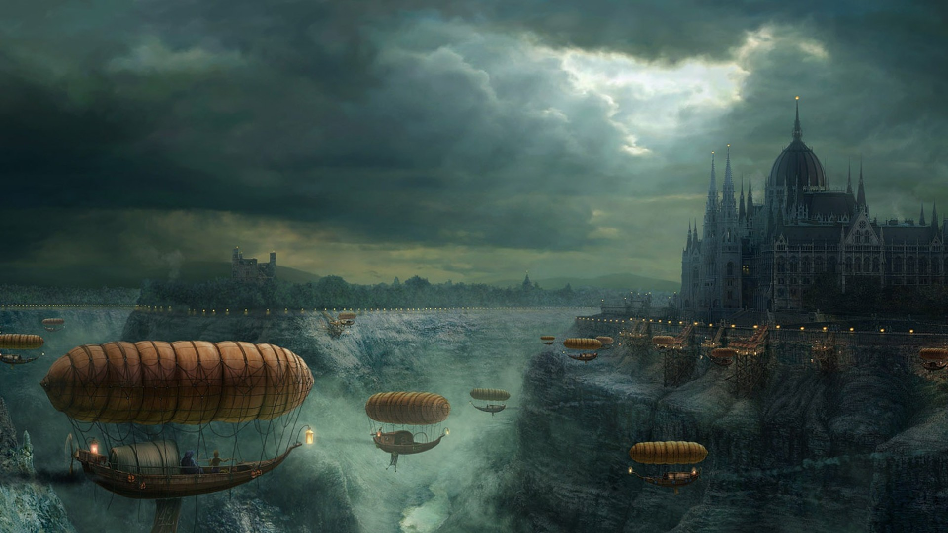 Res: 1920x1080, Wallpapers hd steampunk best.