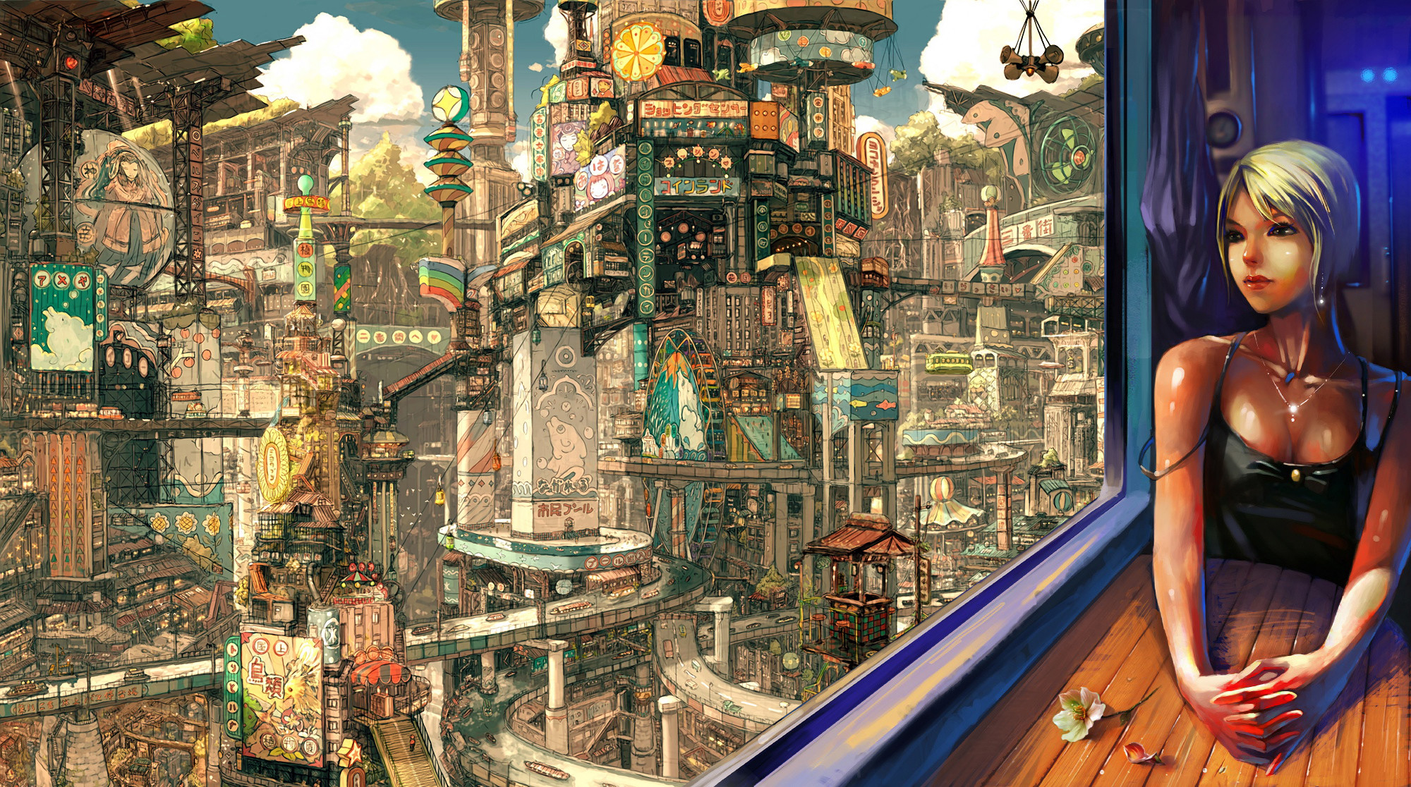 Res: 2000x1116, HD Wallpaper | Background Image ID:115348.  Sci Fi Steampunk