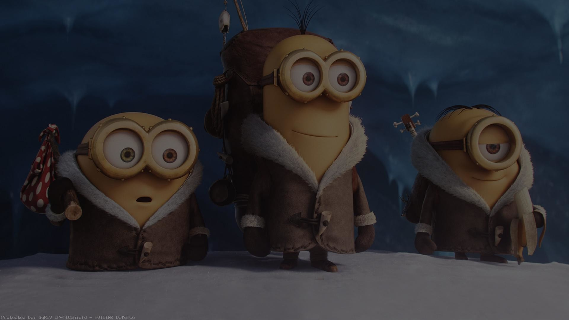 Res: 1920x1080, Minions Wallpapers (7)