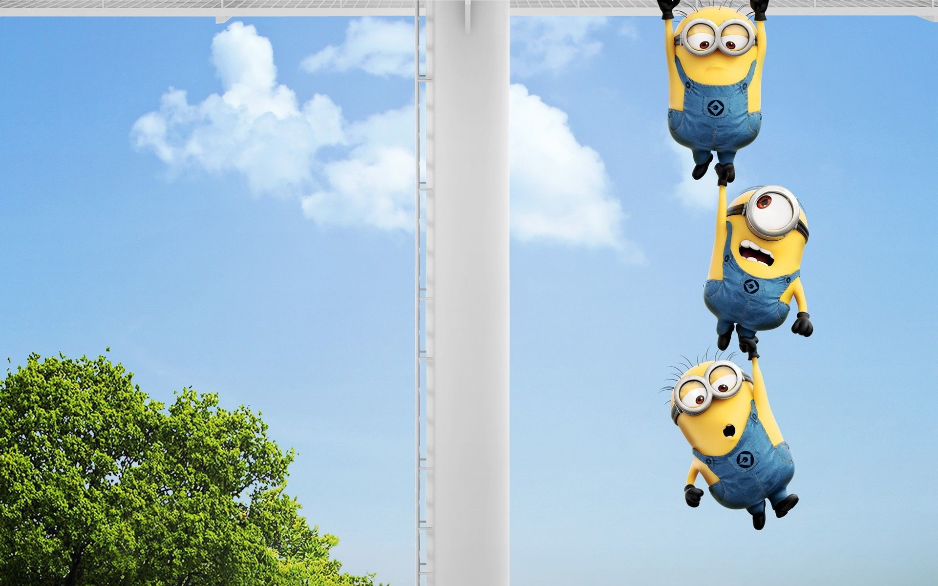 Res: 1920x1200, Best HDQ Live Minions Backgrounds Collection (47), B.SCB