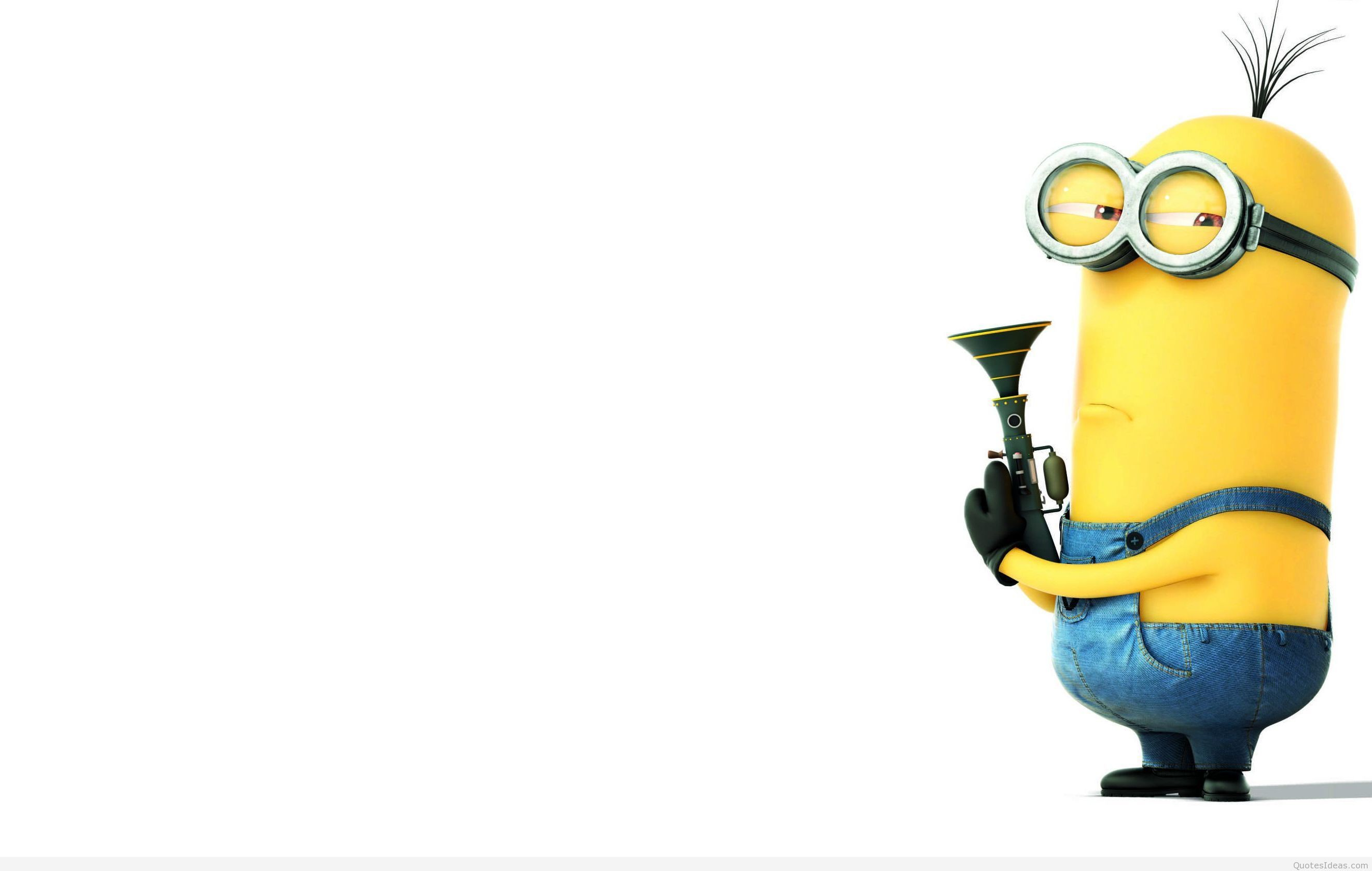 Res: 2645x1679, Minion Wallpaper HD Minion Wallpapers and Photos View High