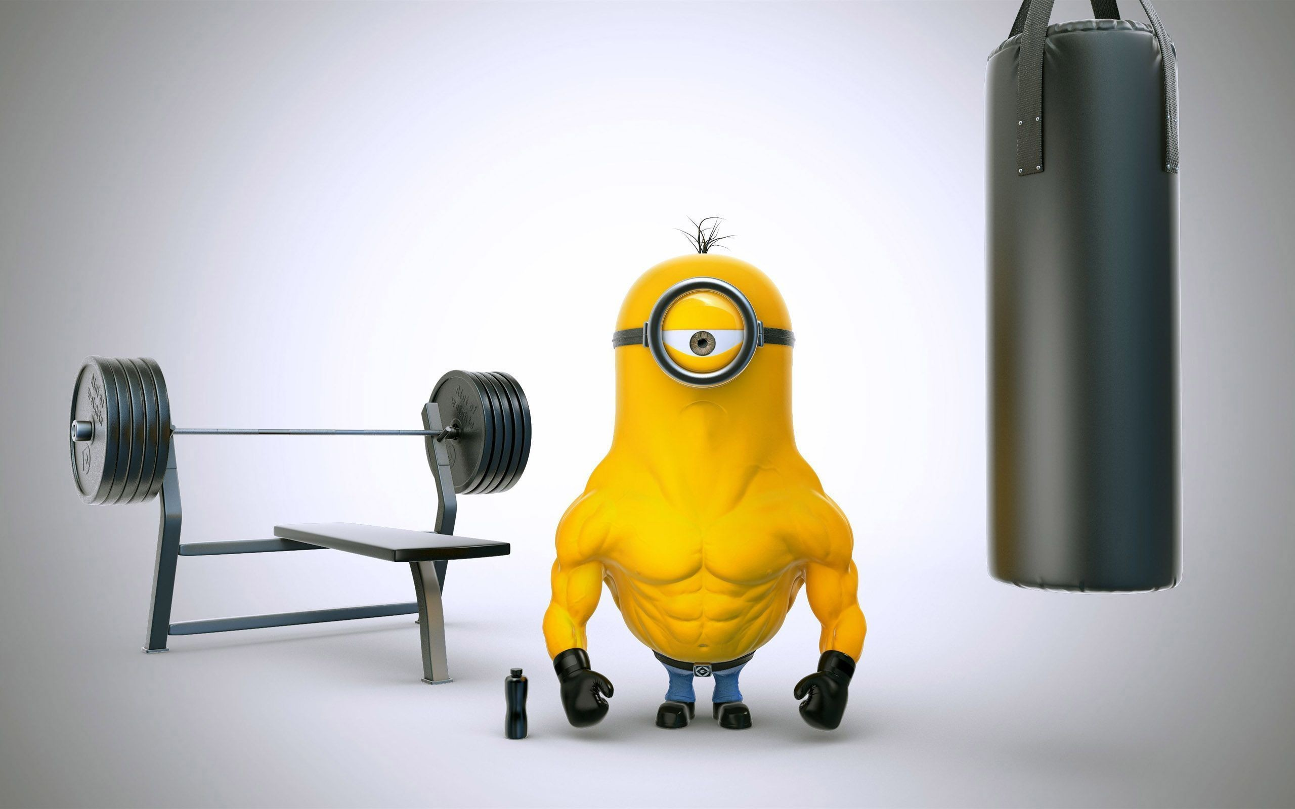 Res: 2560x1600, Minion Wallpapers - Full HD wallpaper search