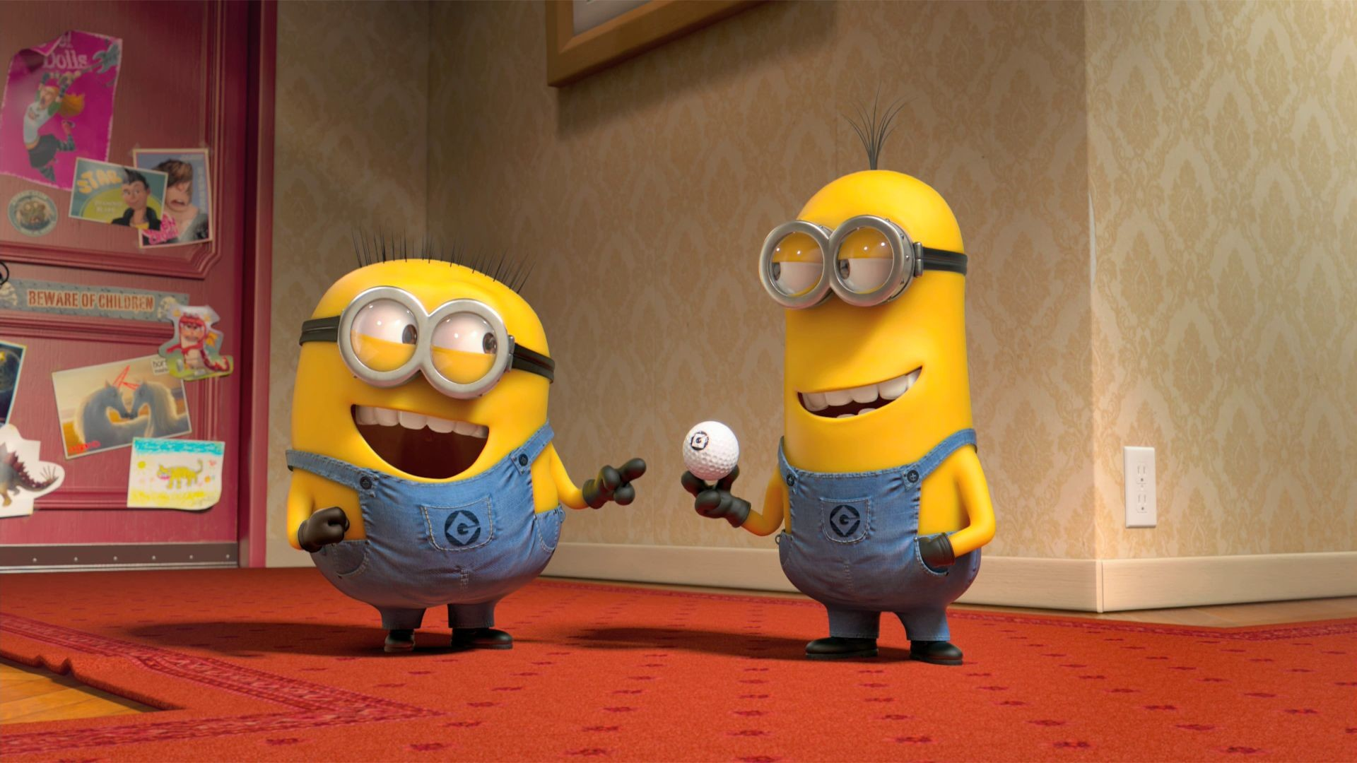 Res: 1920x1080, Despicable Me Minion Wallpapers Group 2560×1440 Despicable Me Pictures  Wallpapers (36 Wallpapers) | Adorable Wallpapers
