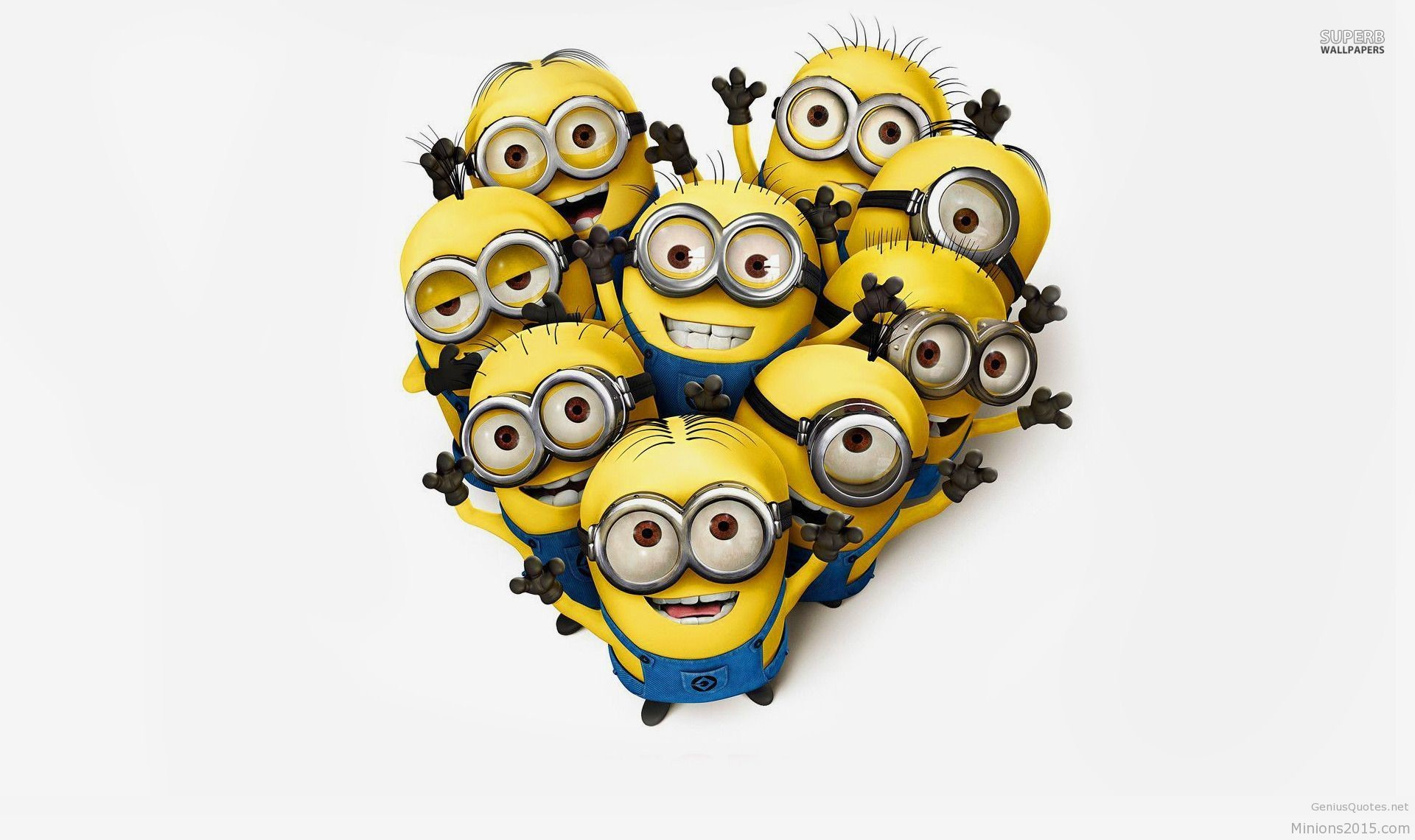 Res: 1920x1140, 04.18.14, Minion {HP} Wallpapers - Pack.733 ...