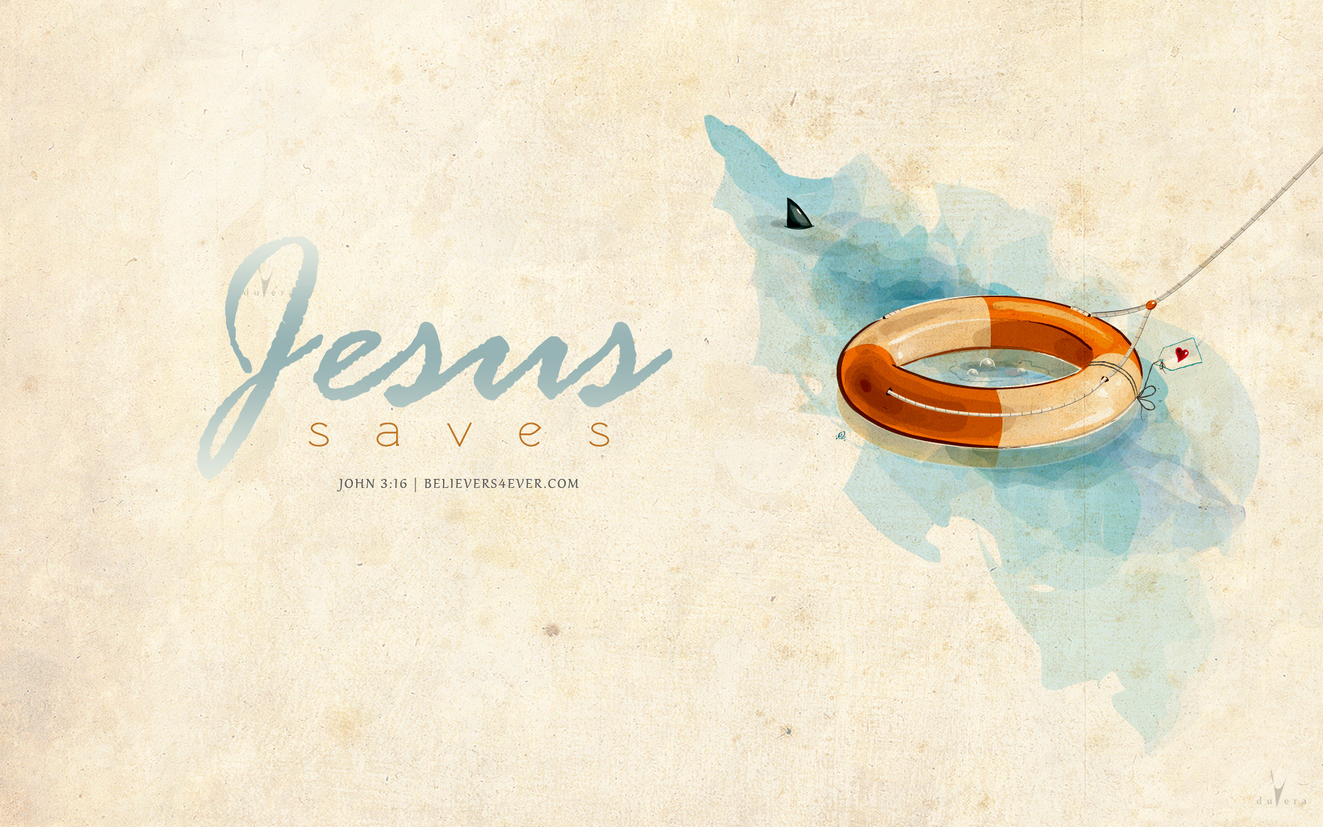 Res: 1920x1200, Jesus saves