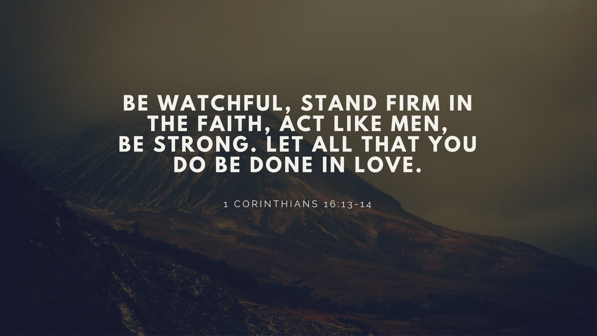 Res: 1920x1080, ... Inspirational Bible Verses | Christian Wallpapers #7 ...