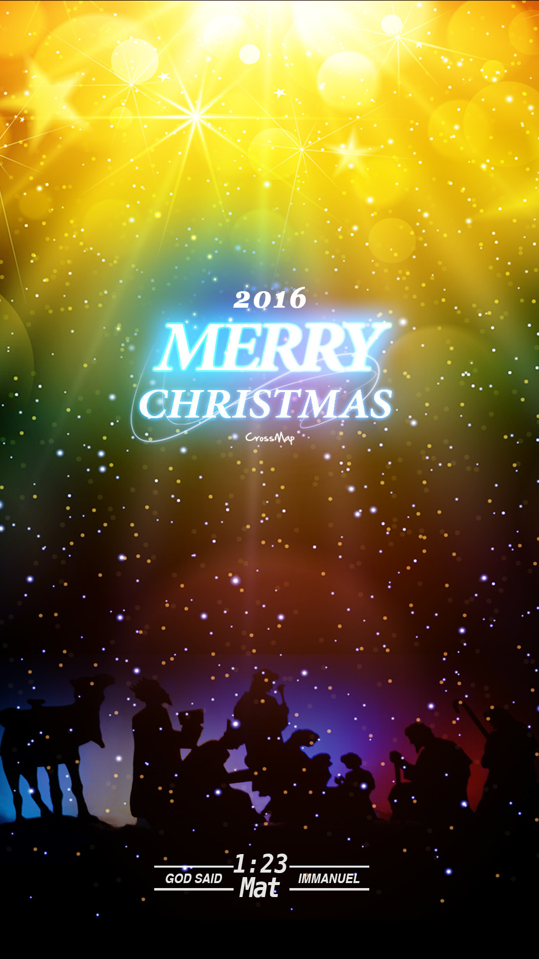 Res: 1080x1920,  Merry Christmas | Christian Illustrations | Crossmap Christian  Backgrounds and Christian Wallpaper