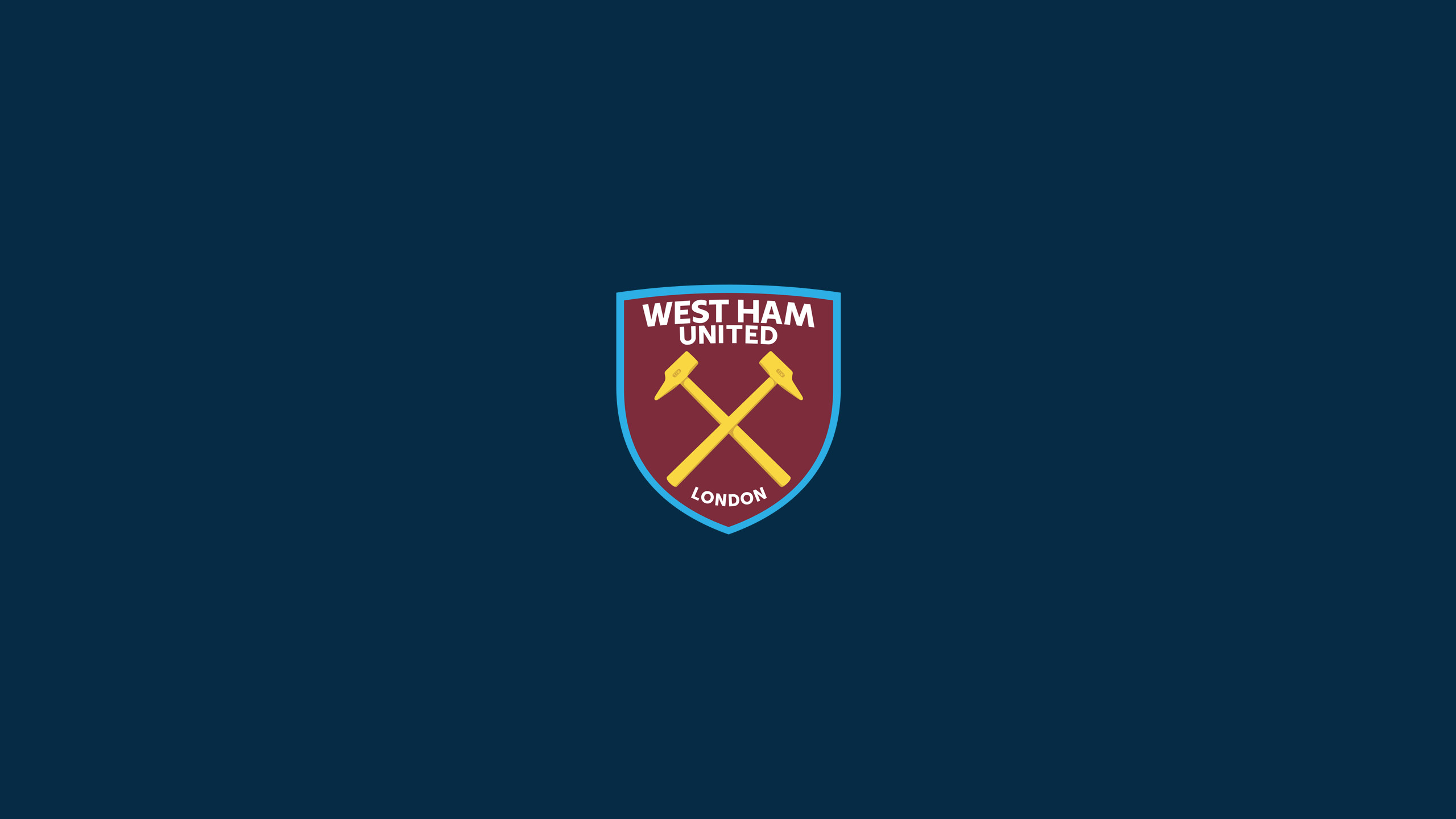 Res: 2560x1440, west ham desktop wallpaper
