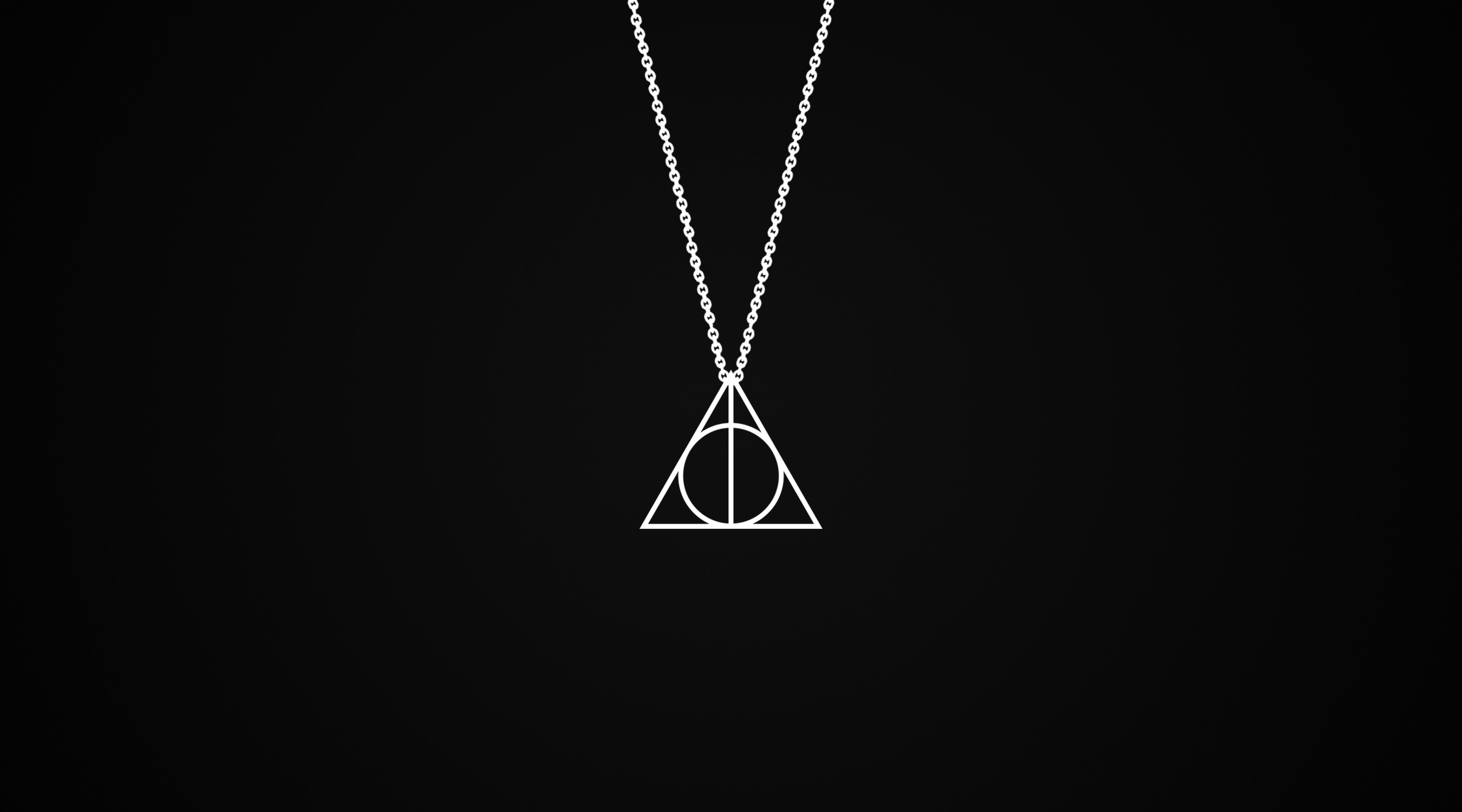 Res: 2700x1500, Deathly Hallows Wallpaper by louie20x6 Deathly Hallows Wallpaper by  louie20x6