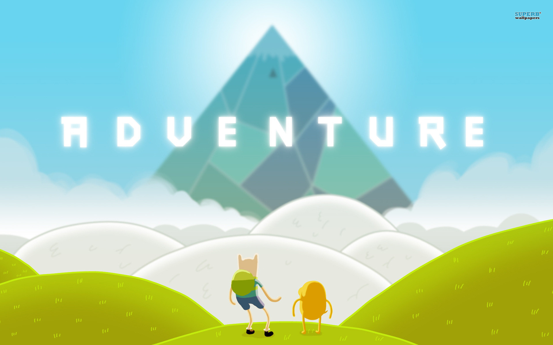 Res: 1920x1200, My favorite Adventure Time wallpaper ...
