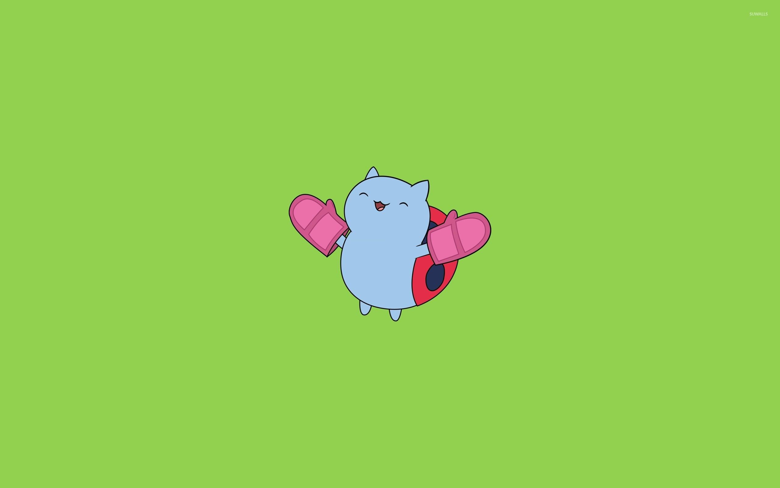 Res: 2560x1600, Catbug - Bravest Warriors wallpaper
